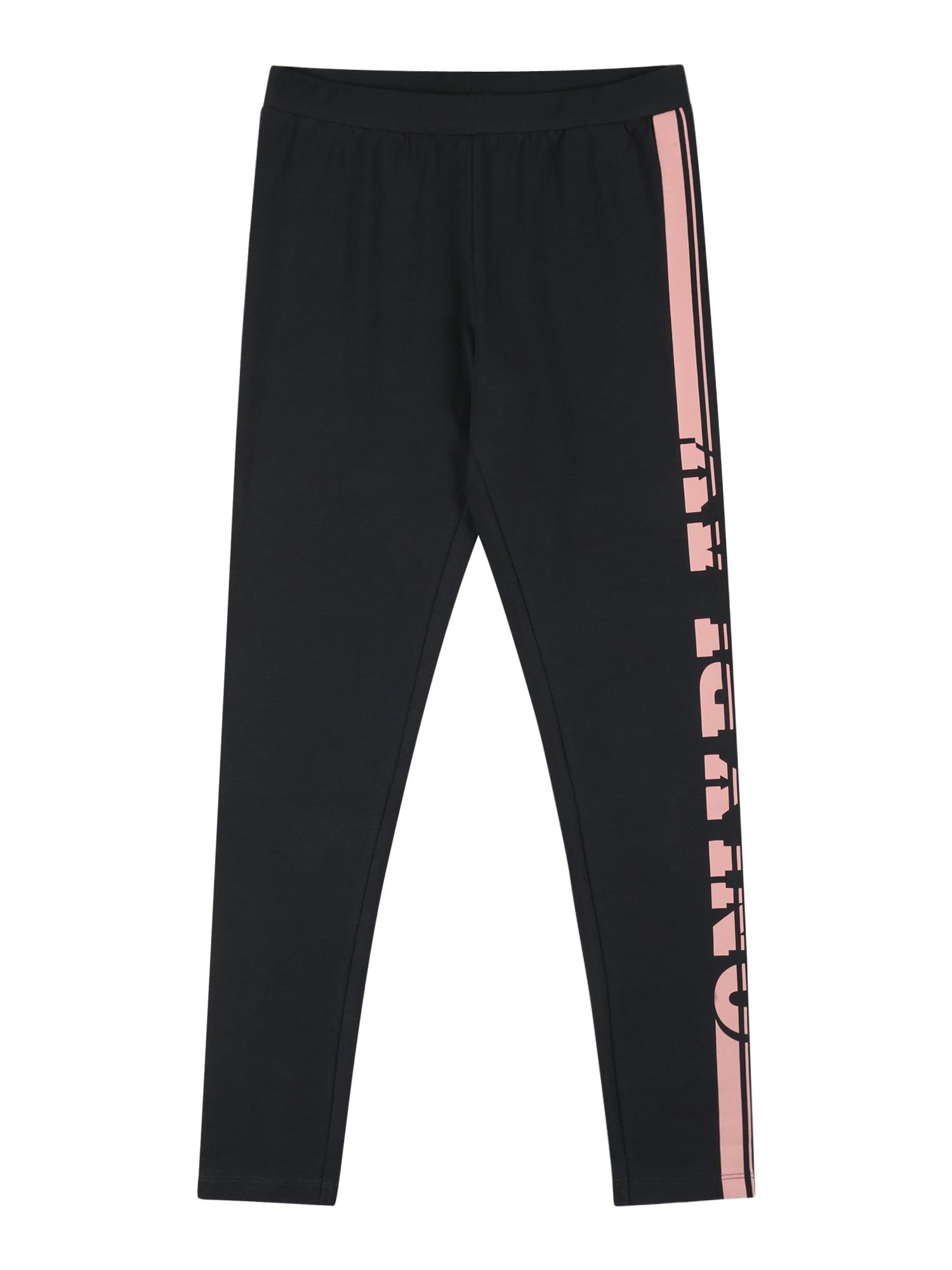 ONLY PLAY Sportovní kalhoty  kobaltová modř / světle růžová