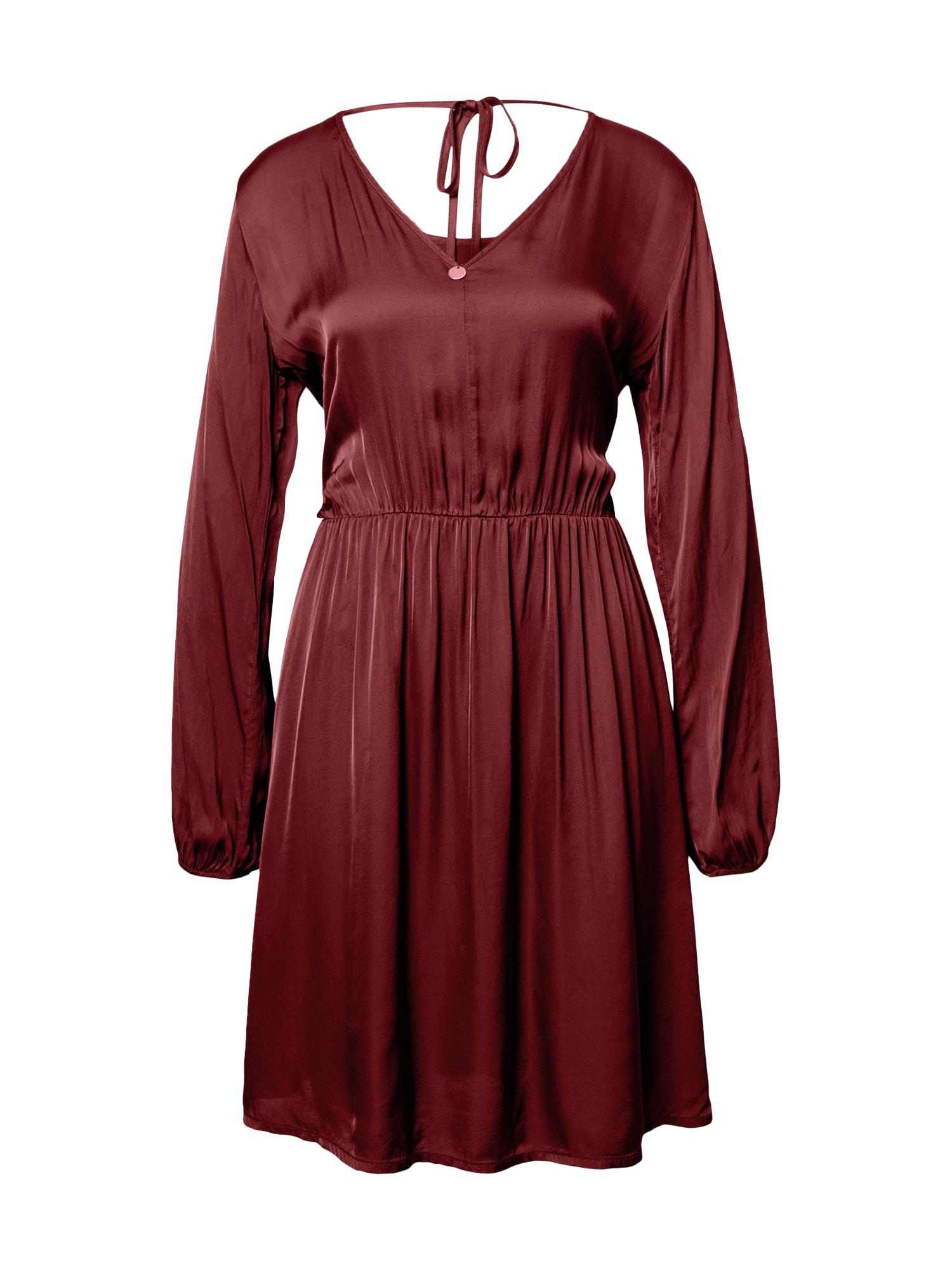 Freebird Suknelė tamsiai raudona