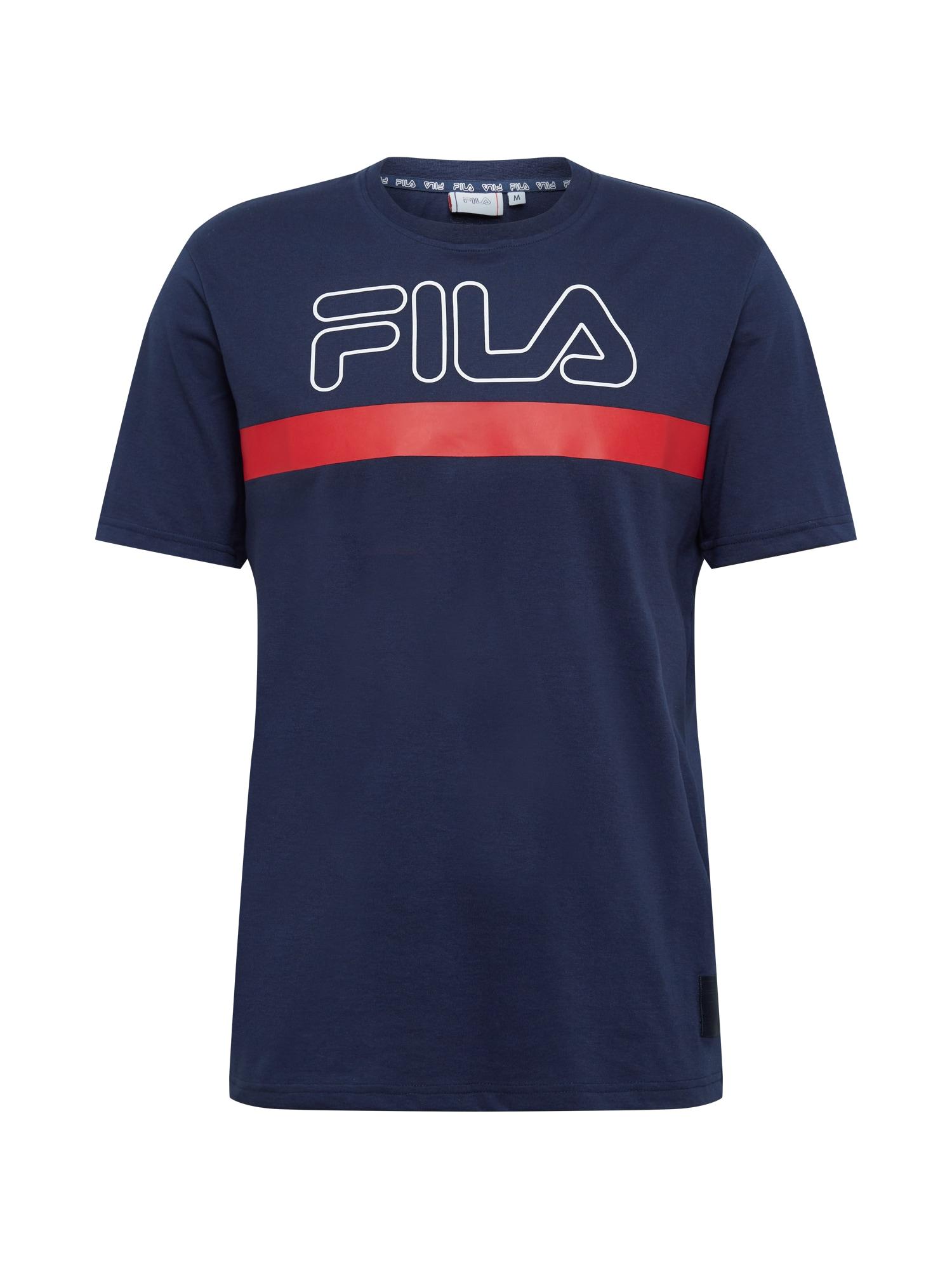 FILA Funkční tričko 'LAURENTIN'  modrá