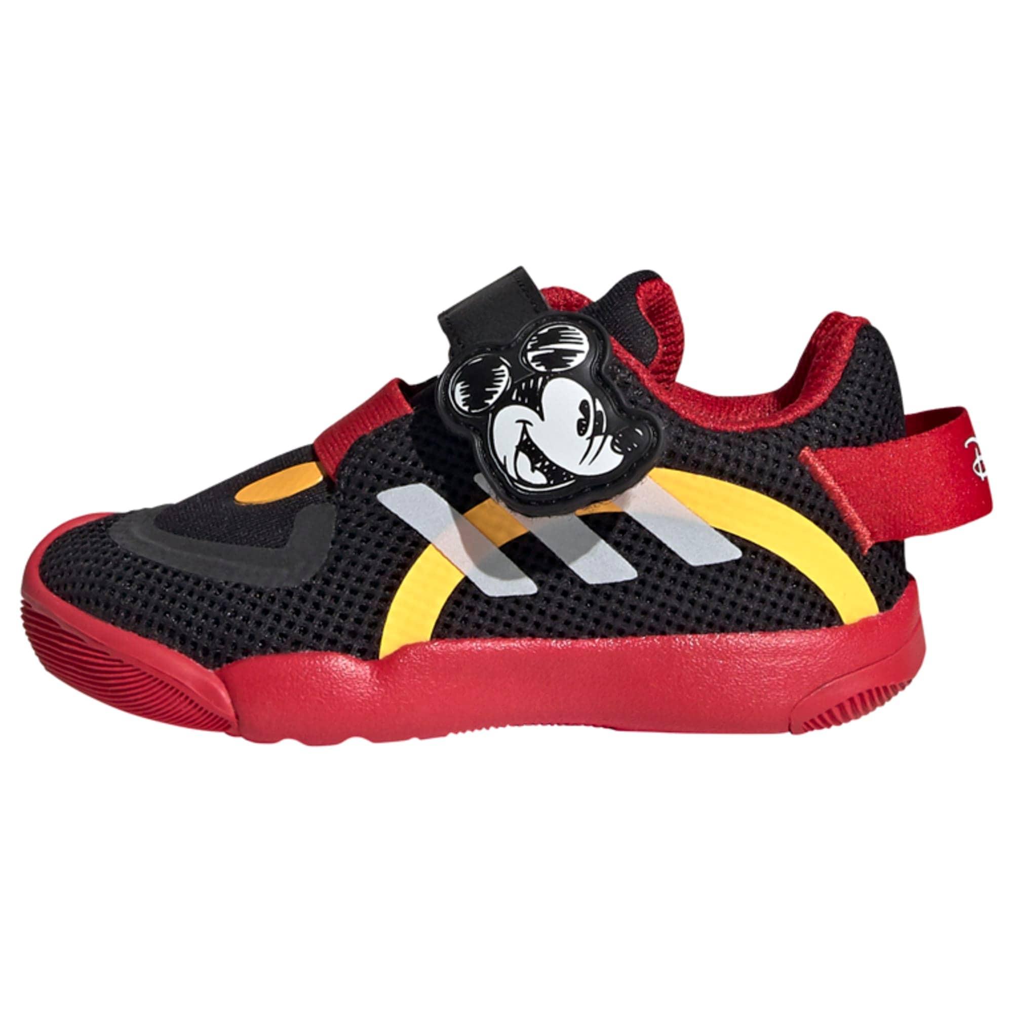 ADIDAS PERFORMANCE Sportiniai batai 'ActivePlay Mickey' juoda / raudona / geltona / balta