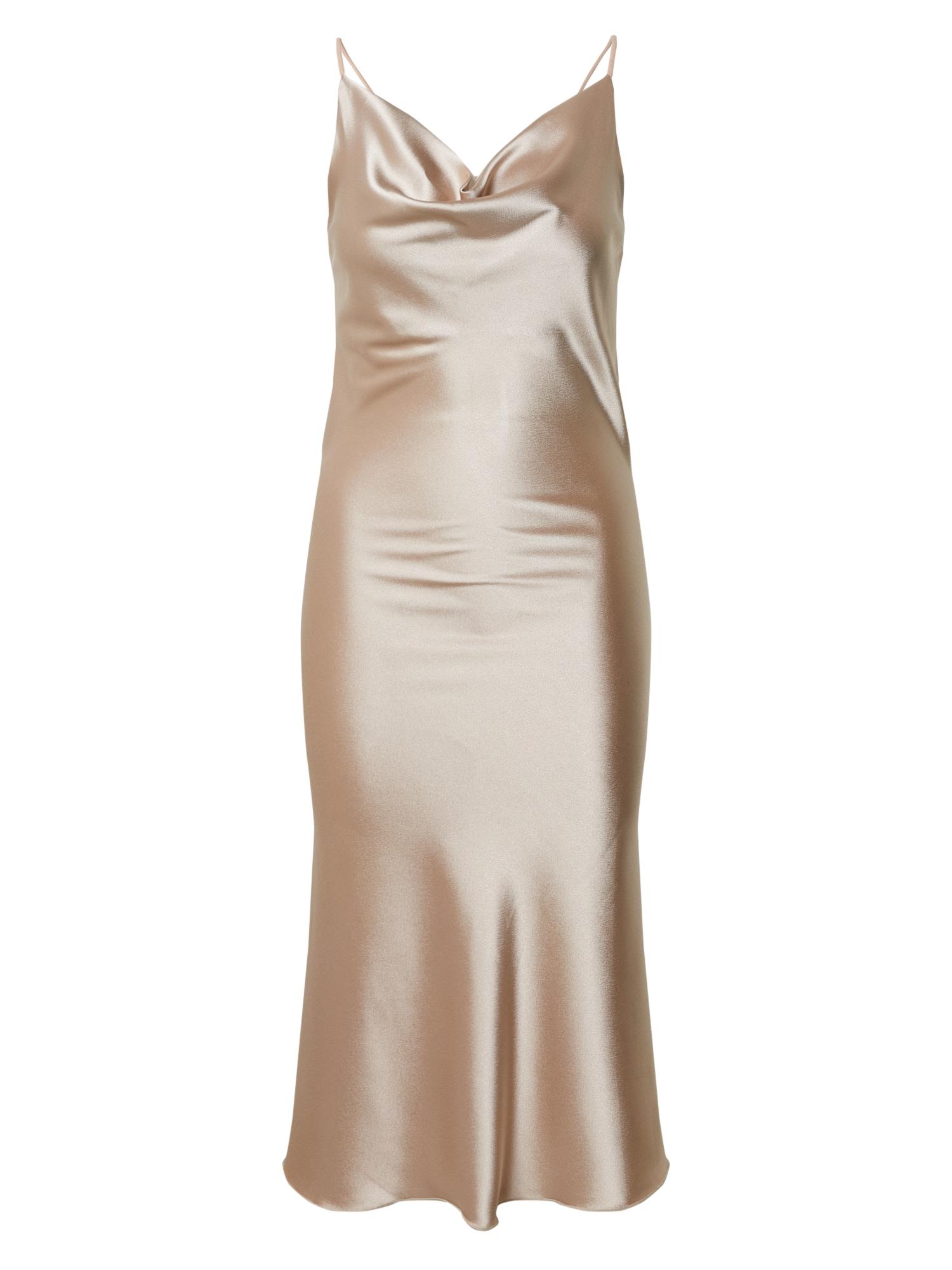 WAL G. Suknelė šampano