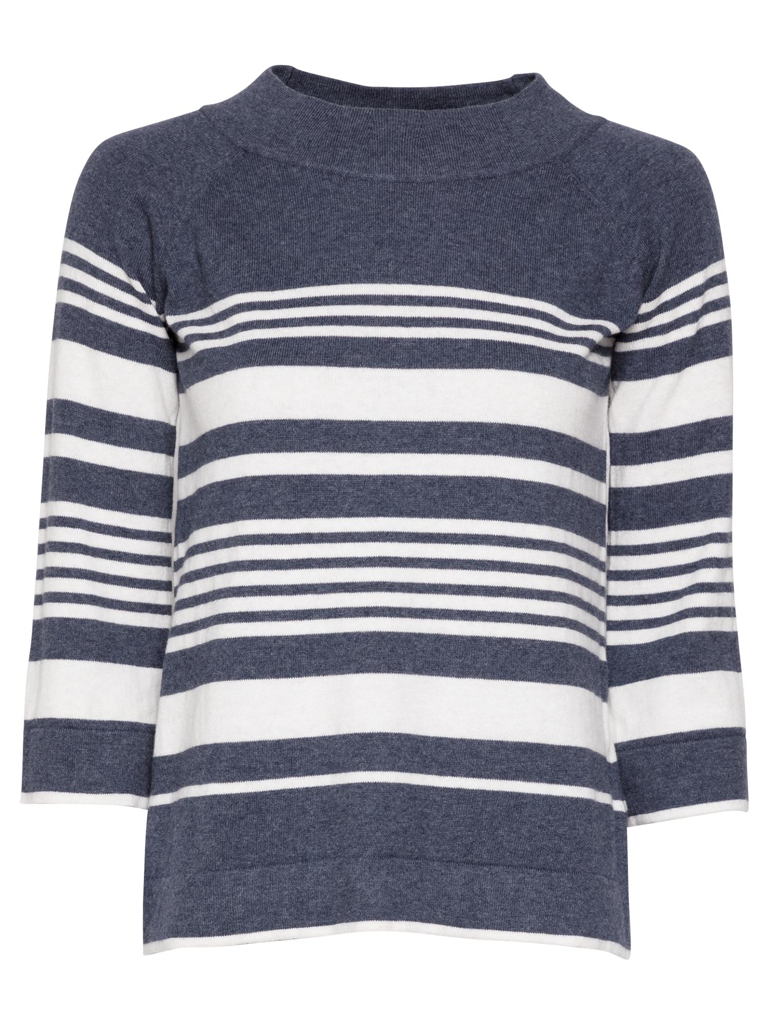 Thought Megztinis tamsiai mėlyna / balta