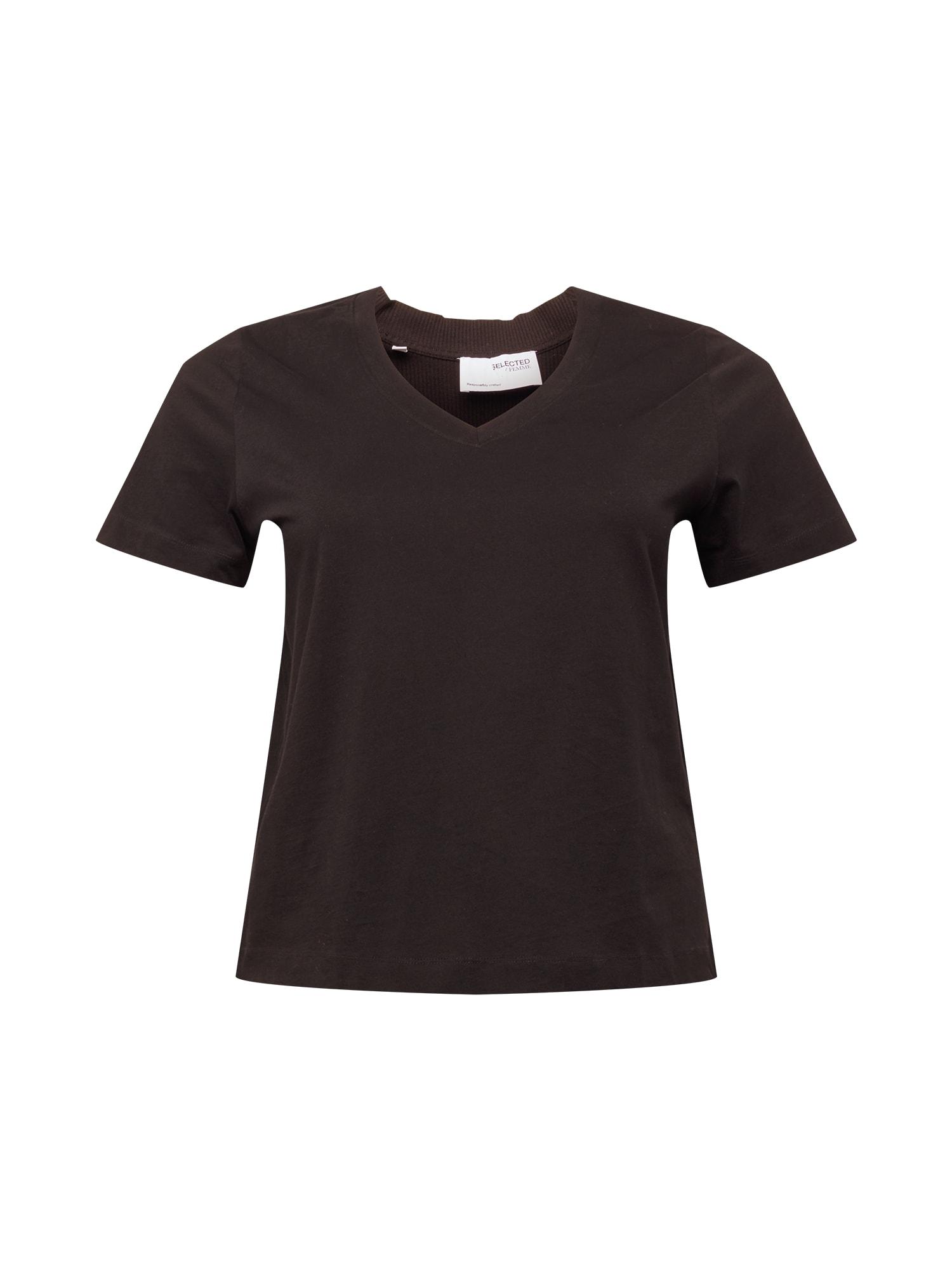 Selected Femme Curve Marškinėliai