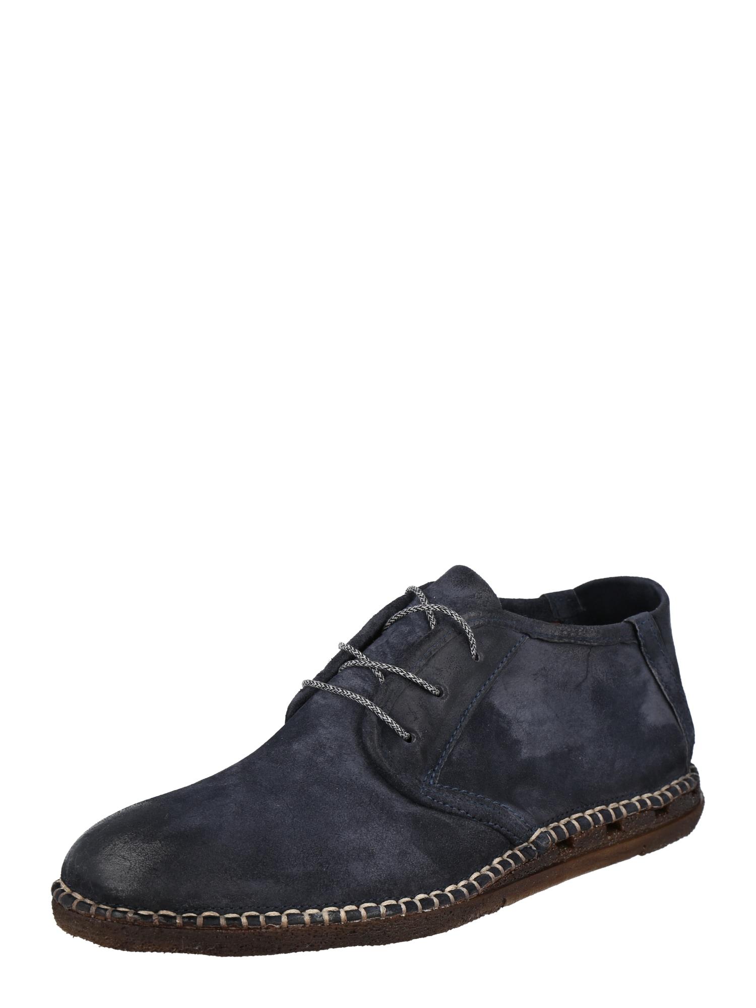 A.S.98 Šněrovací boty 'Bastard'  námořnická modř