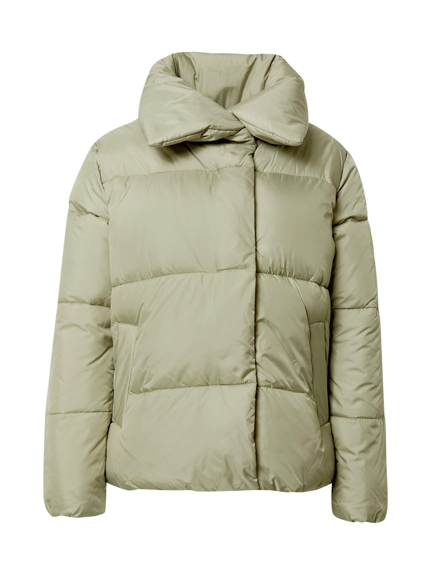 MINE TO FIVE Zimní bunda  světle zelená