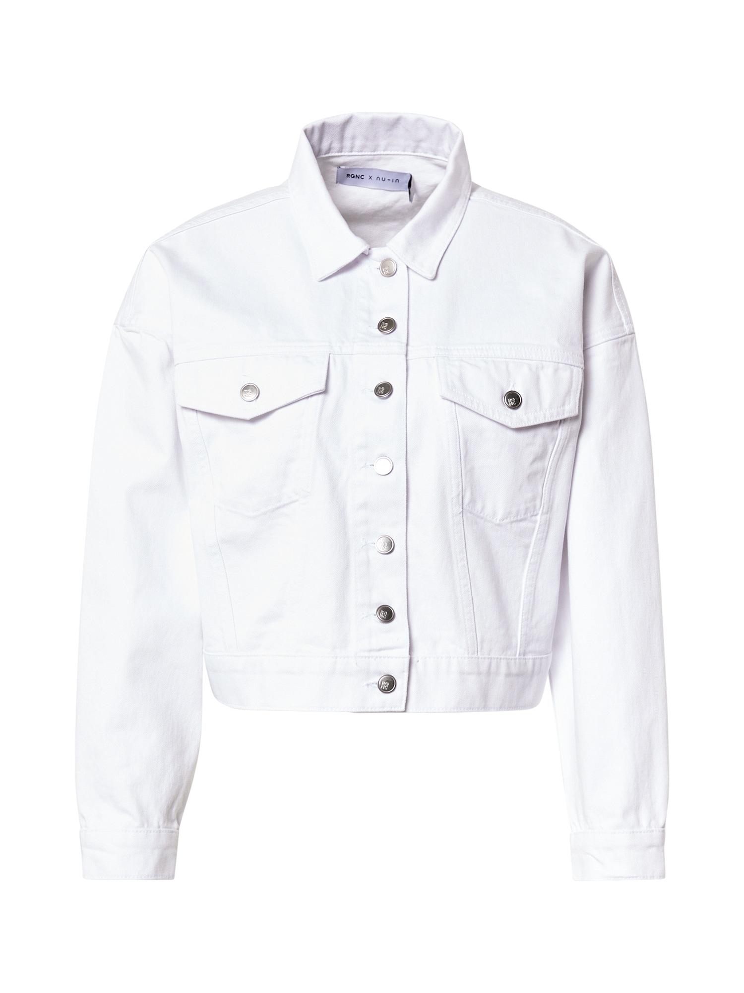 NU-IN Demisezoninė striukė balta