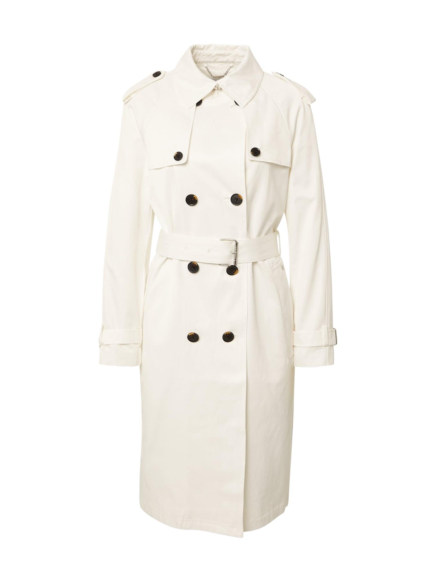 Calvin Klein Demisezoninis paltas balta