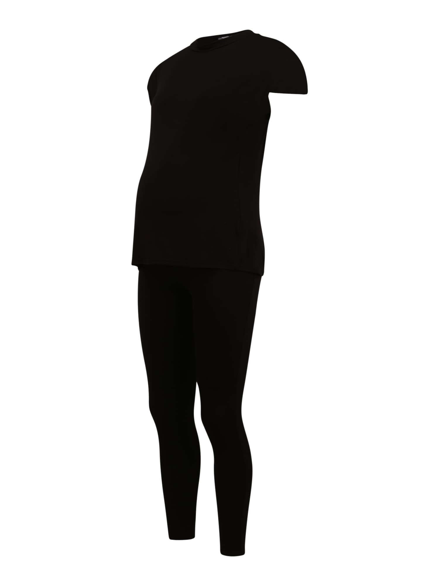 Missguided Maternity Naminis kostiumas juoda