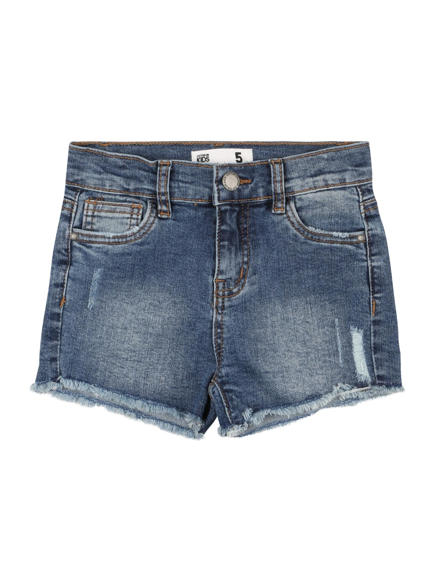 Cotton On Džinsai 'Cleo' tamsiai (džinso) mėlyna