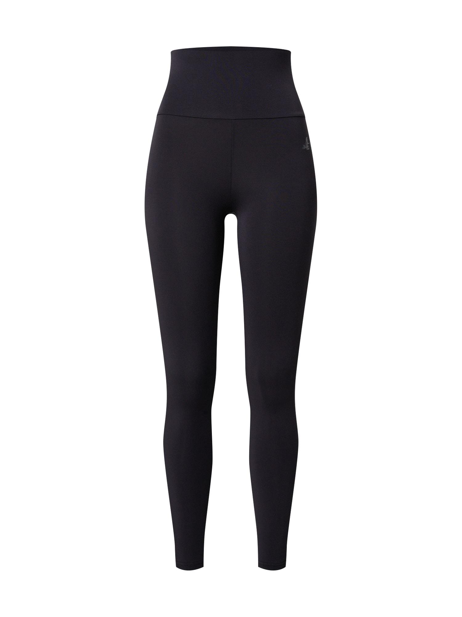 CURARE Yogawear Sportinės kelnės tamsiai mėlyna