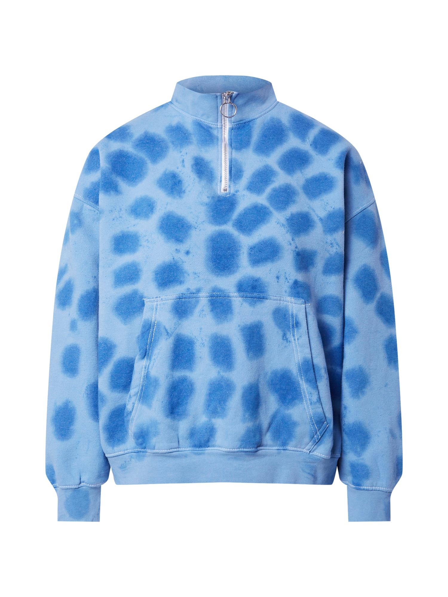 Daisy Street Megztinis be užsegimo šviesiai mėlyna / mėlyna