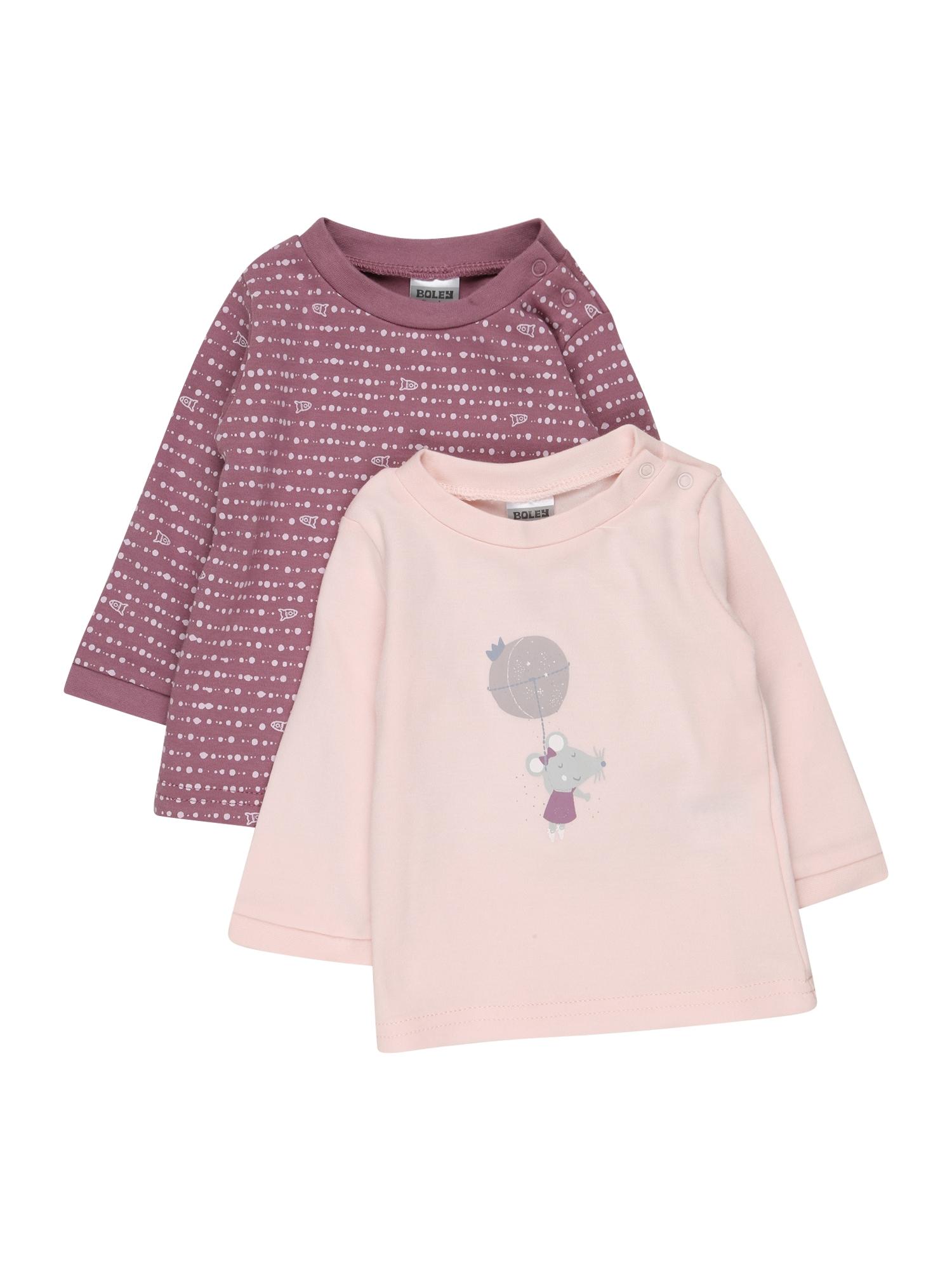 JACKY Marškinėliai purpurinė / rožių spalva