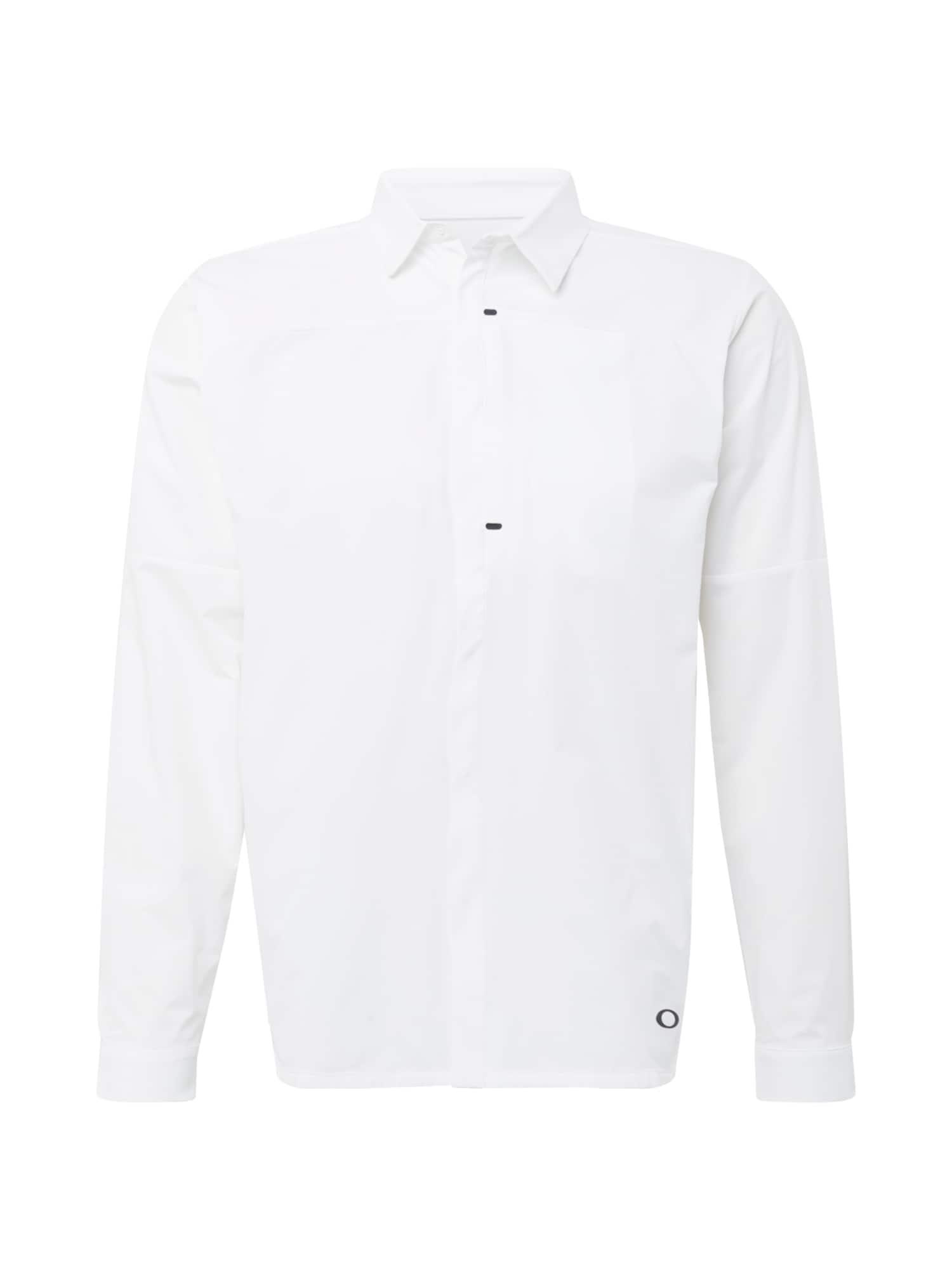 OAKLEY Funkciniai marškiniai balta