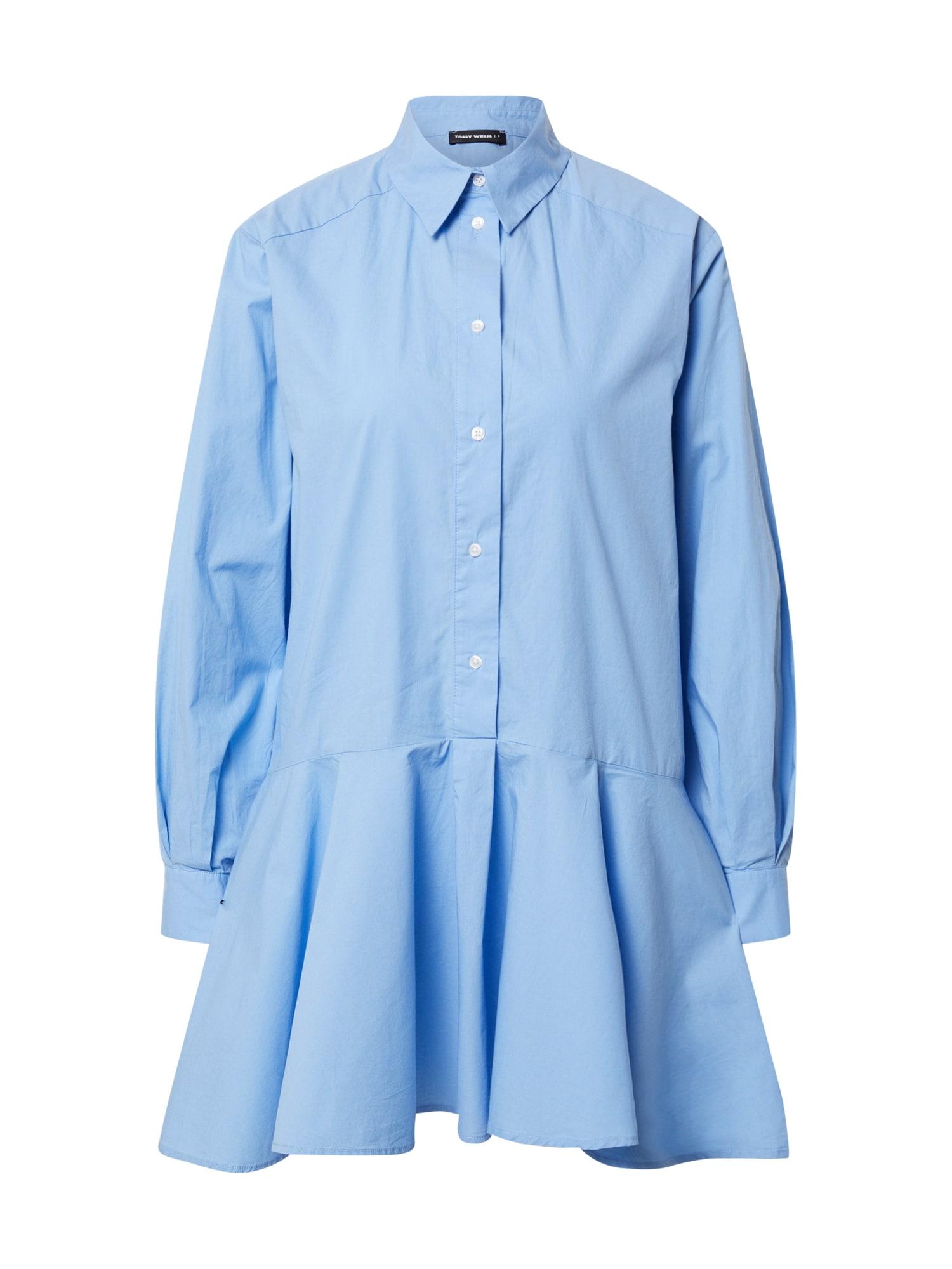 Tally Weijl Palaidinės tipo suknelė šviesiai mėlyna
