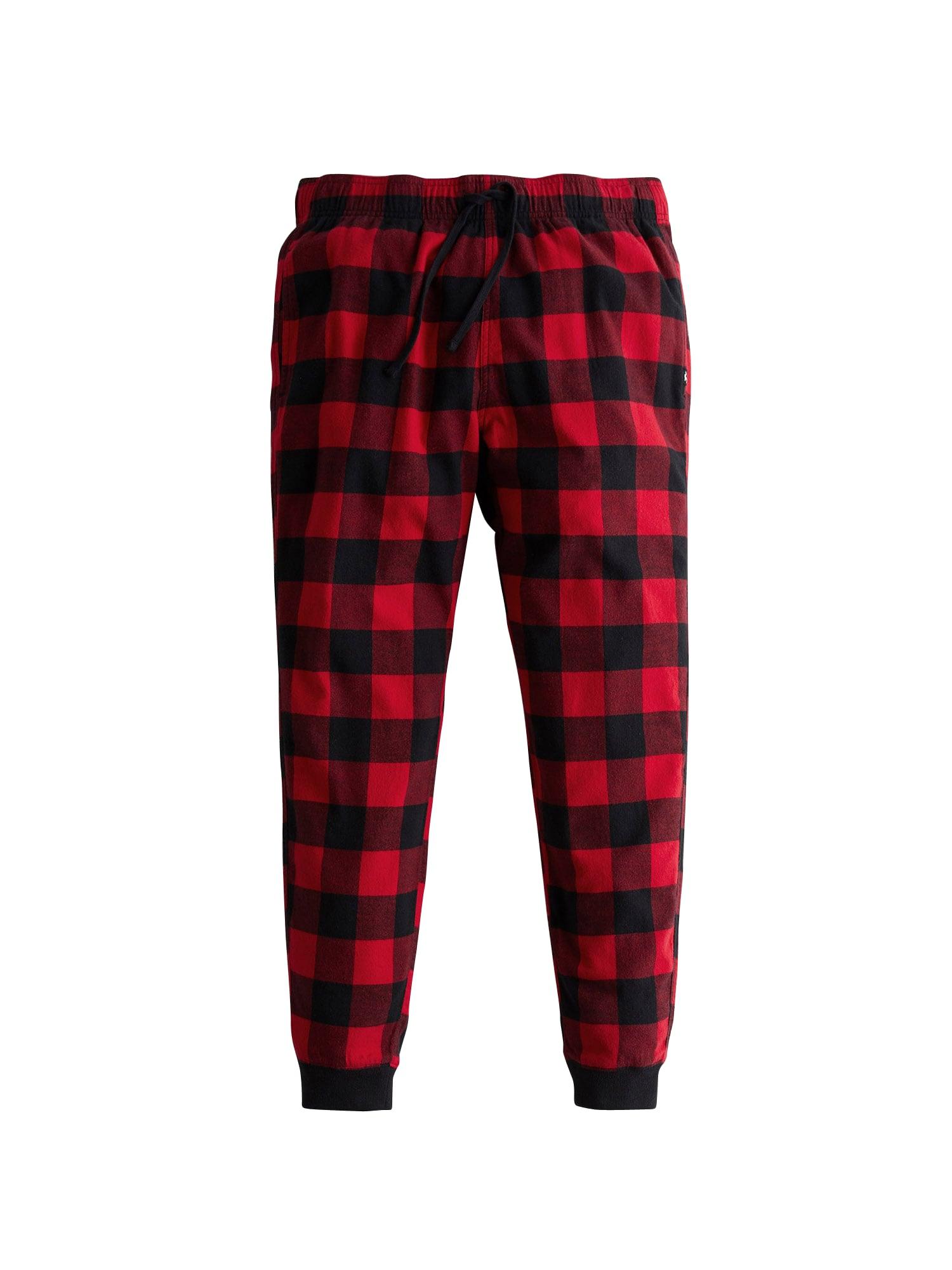 HOLLISTER Kalhoty  červený melír / vínově červená / noční modrá