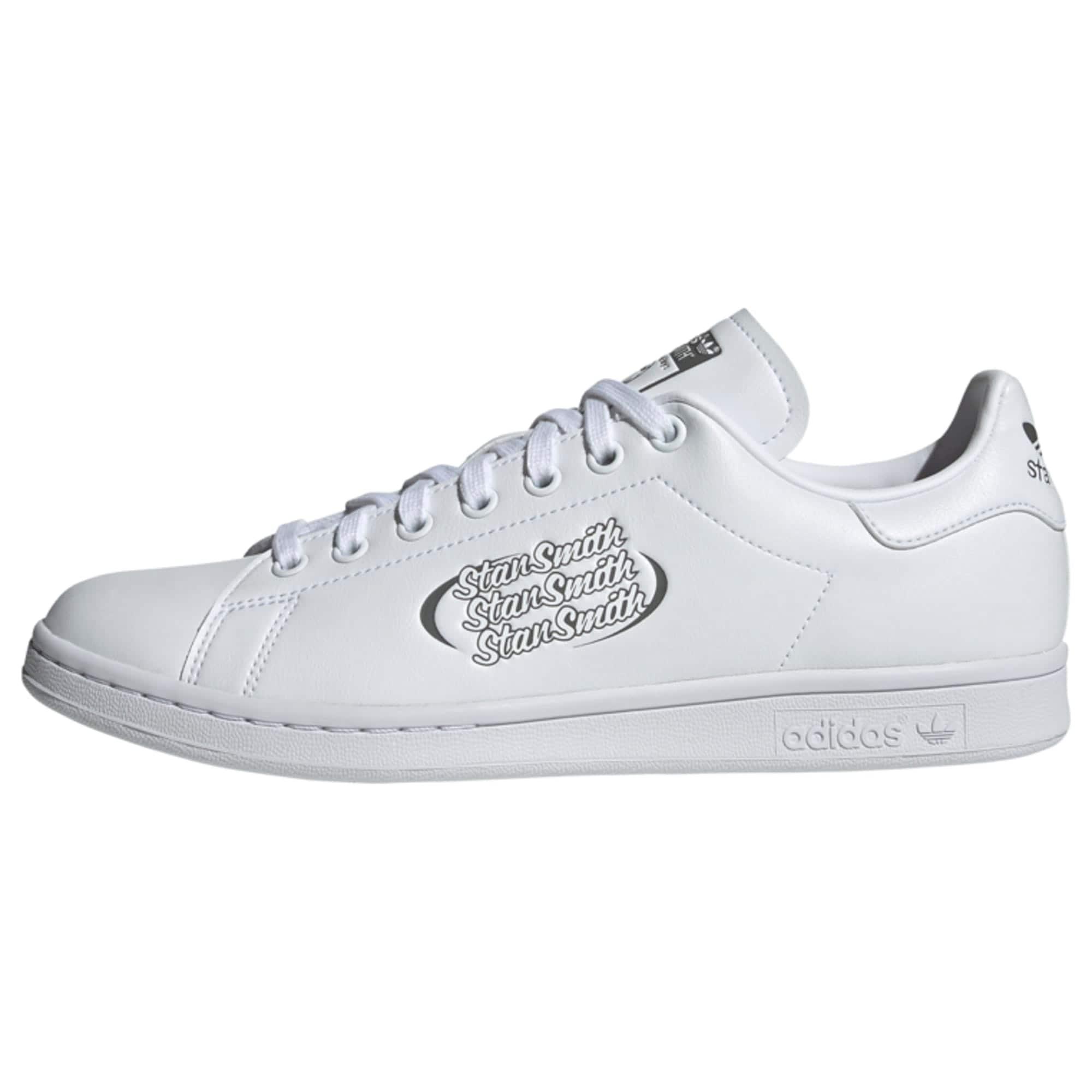 ADIDAS ORIGINALS Tenisky  bílá / tmavě šedá