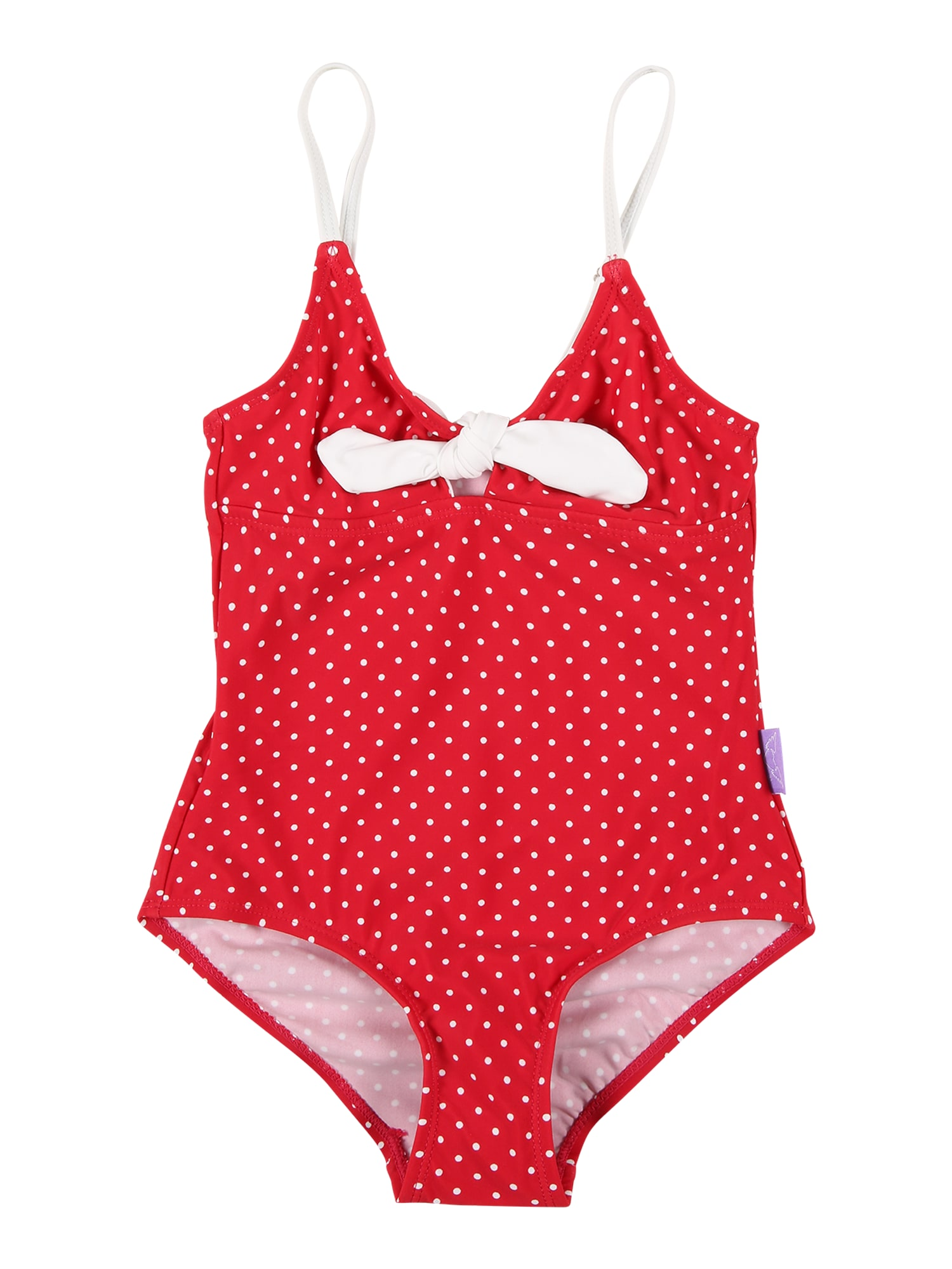 petit amour Maudymosi kostiumėlis raudona / balta