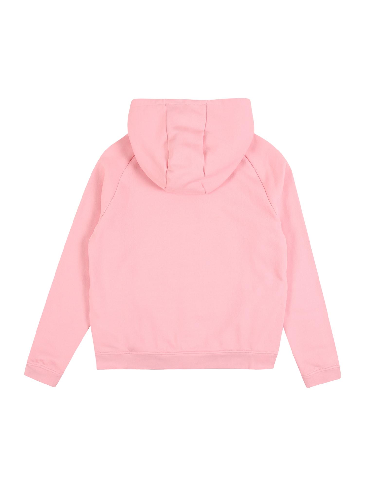 4F Sport sweatshirt  rosa / ljusrosa