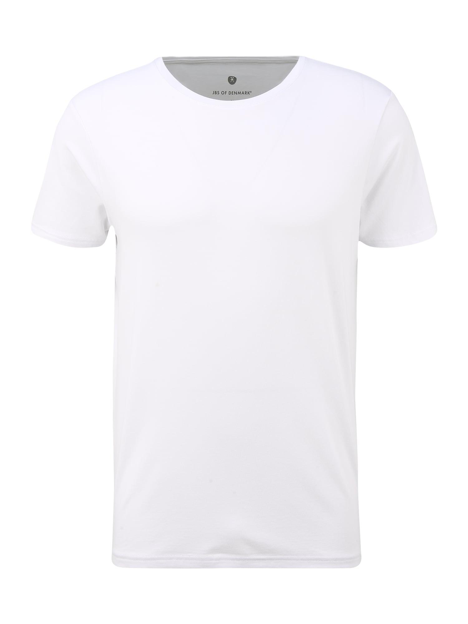 JBS OF DENMARK Marškinėliai balta