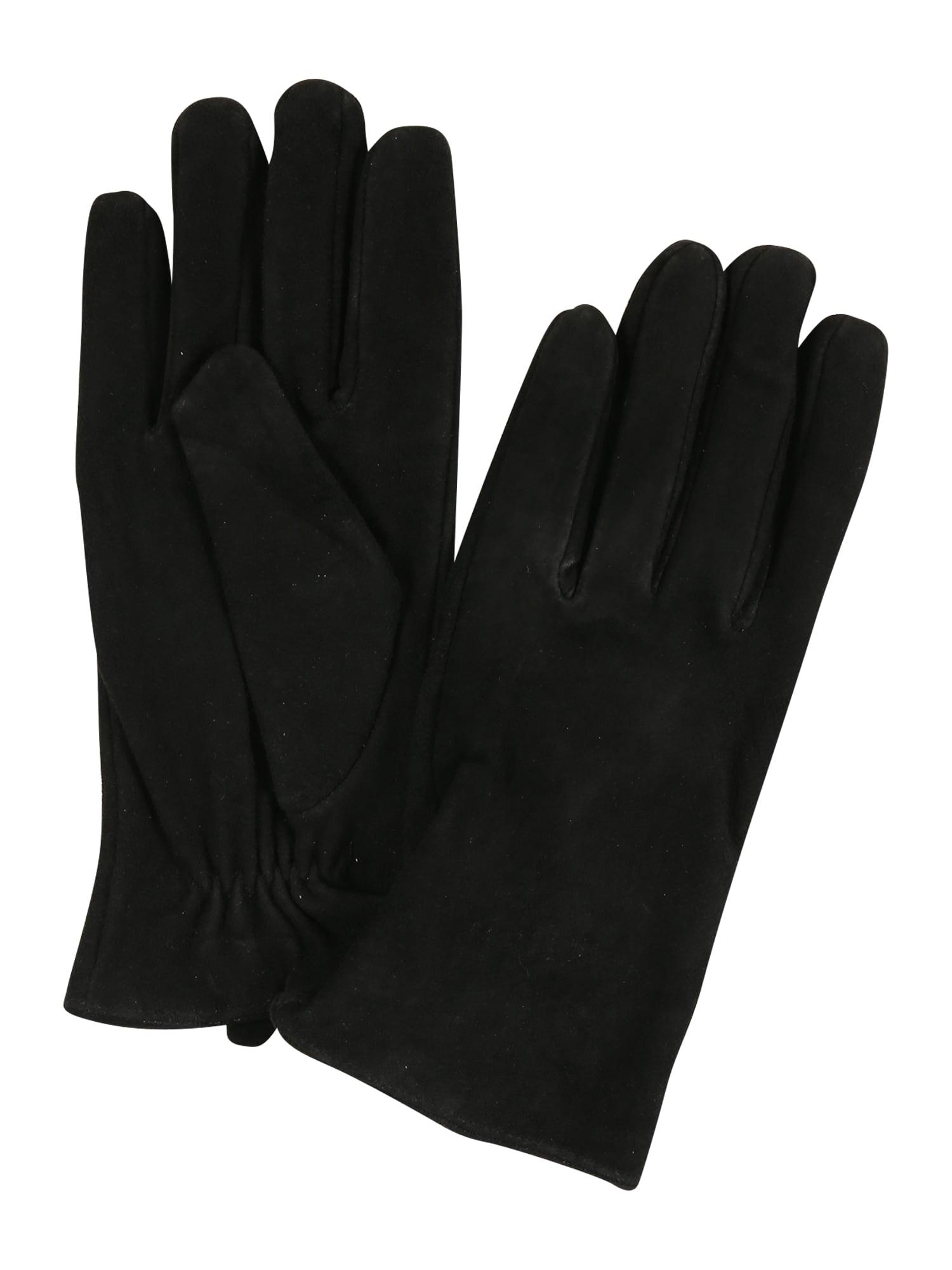ONLY Prstové rukavice  černá