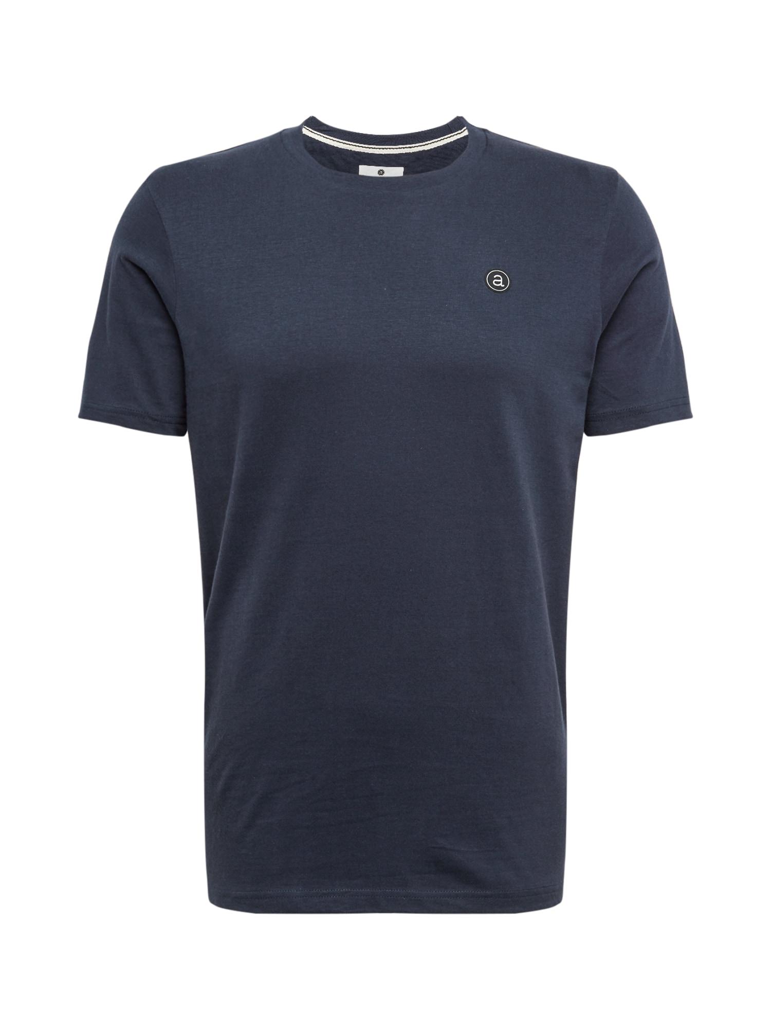 anerkjendt Marškinėliai tamsiai mėlyna