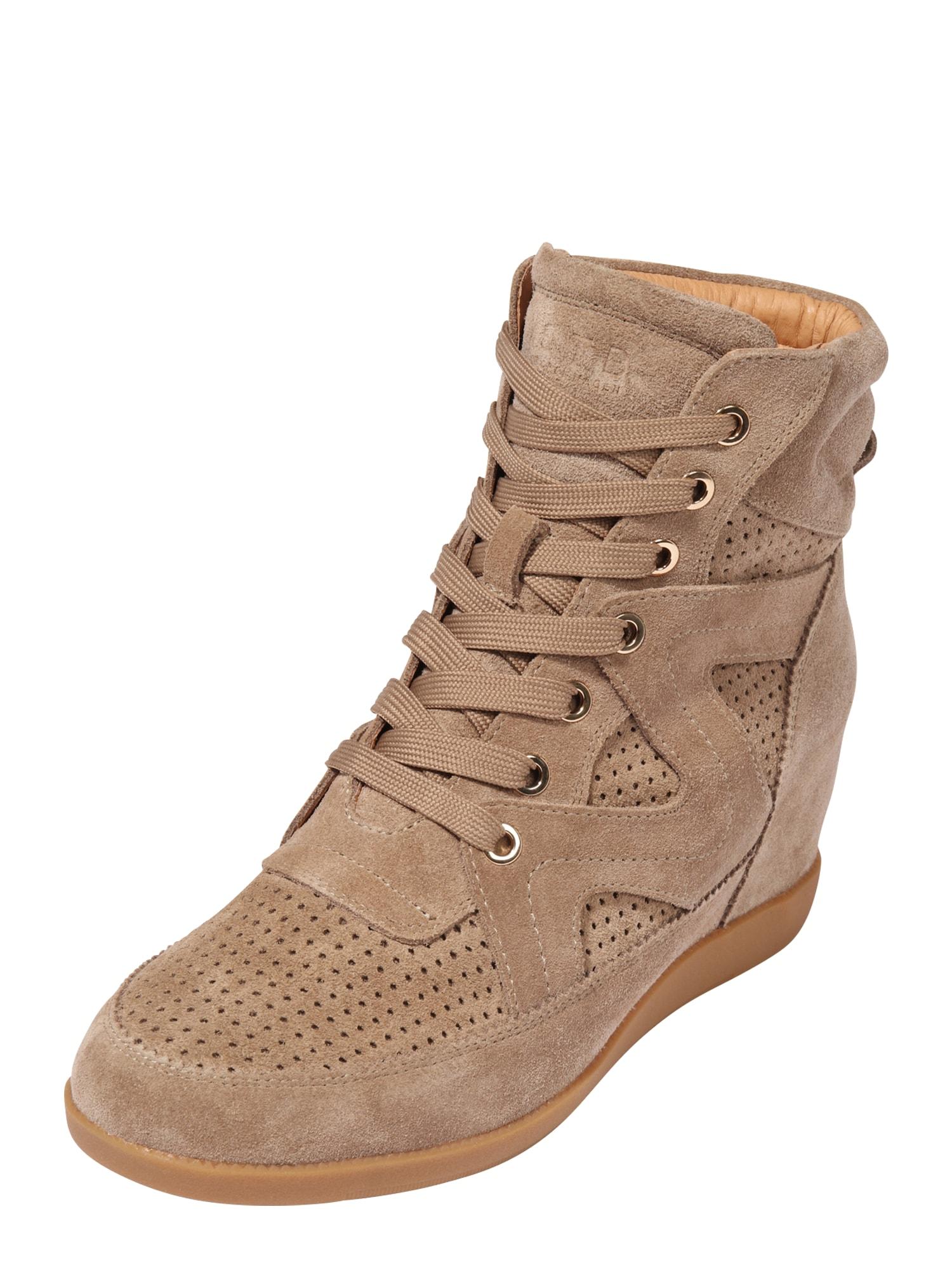 Shoe The Bear Šněrovací boty 'EMMY'  velbloudí
