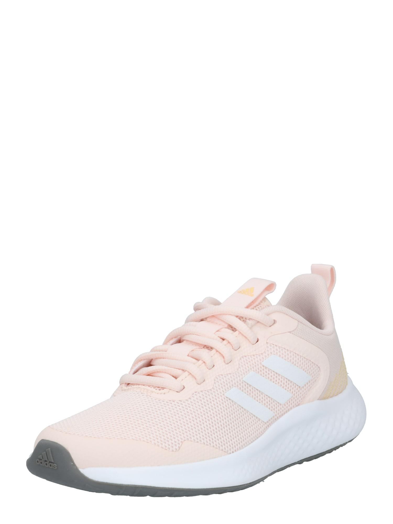 ADIDAS PERFORMANCE Běžecká obuv 'Fluidstreet'  bílá / růžová