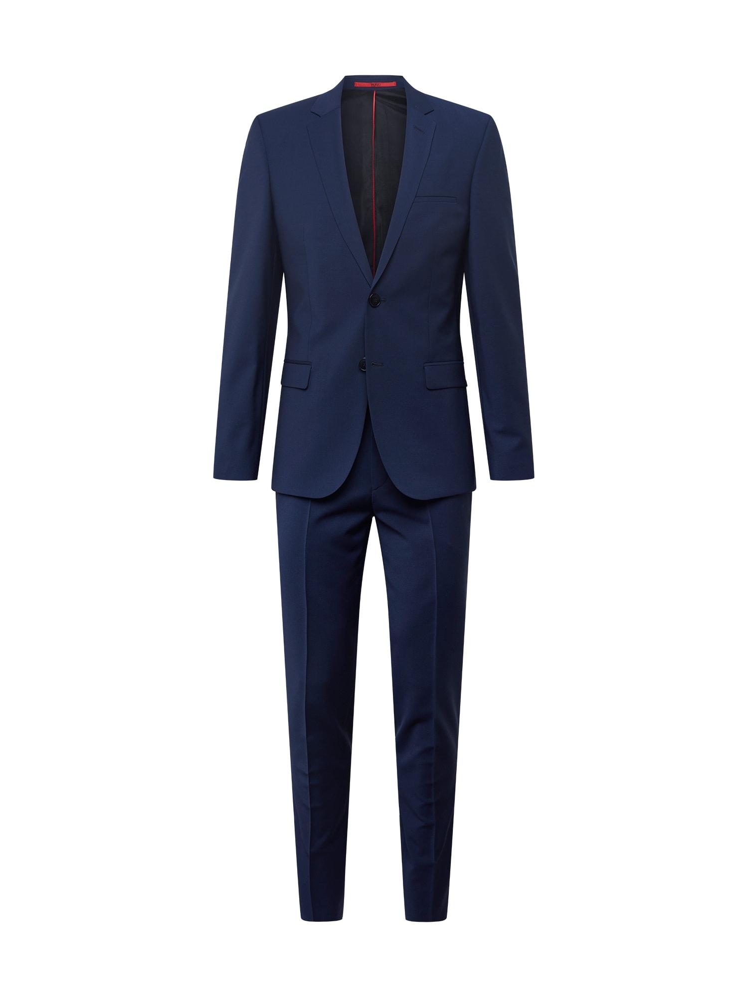 HUGO Kostiumas 'Arti' tamsiai mėlyna
