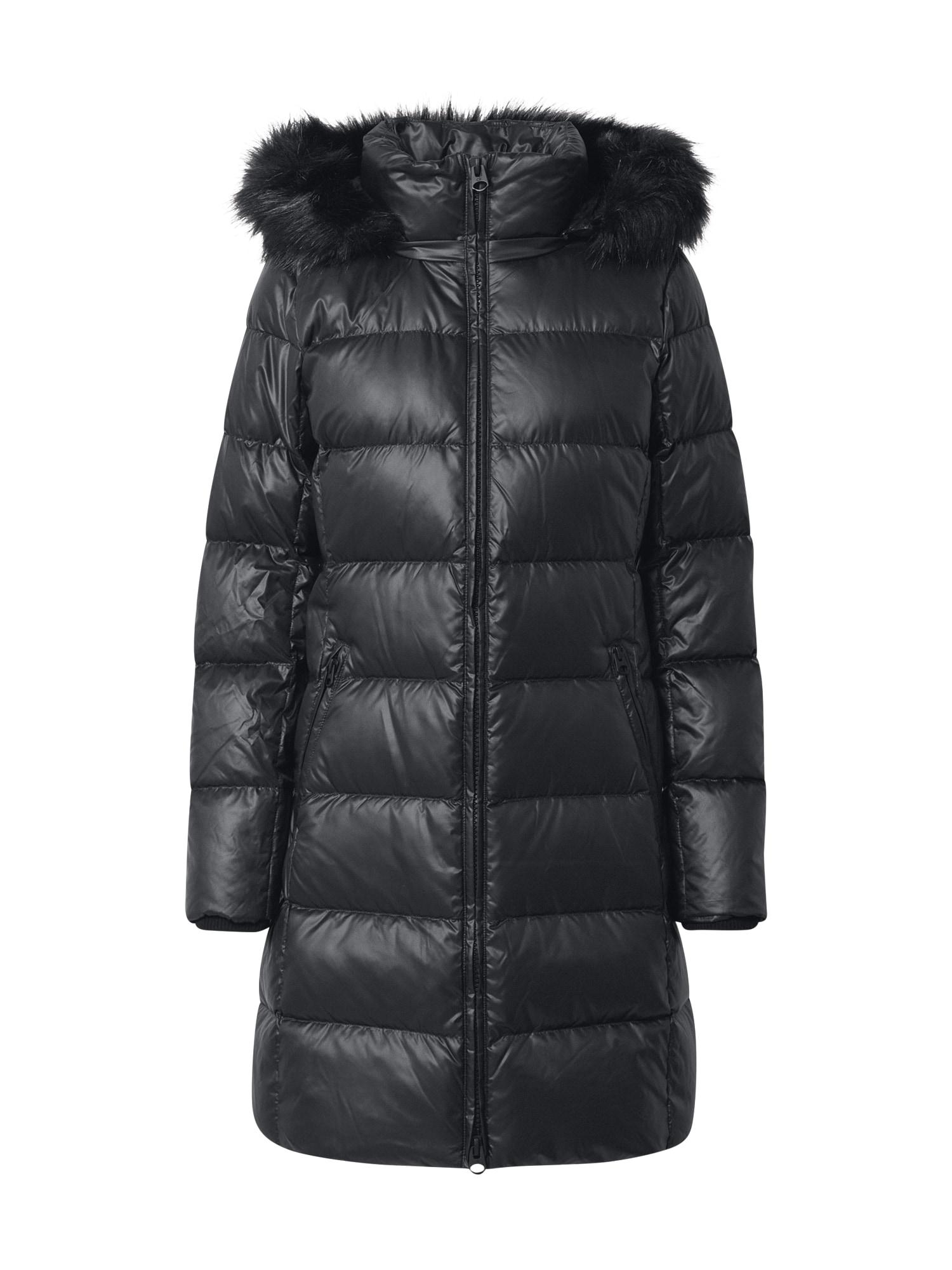 Calvin Klein Žieminis paltas juoda