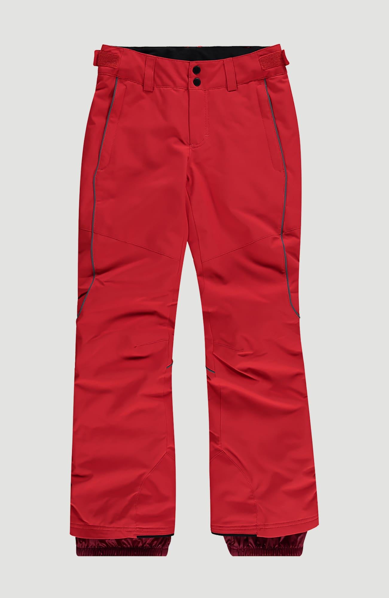 O'NEILL Sportovní kalhoty 'Charm'  ohnivá červená