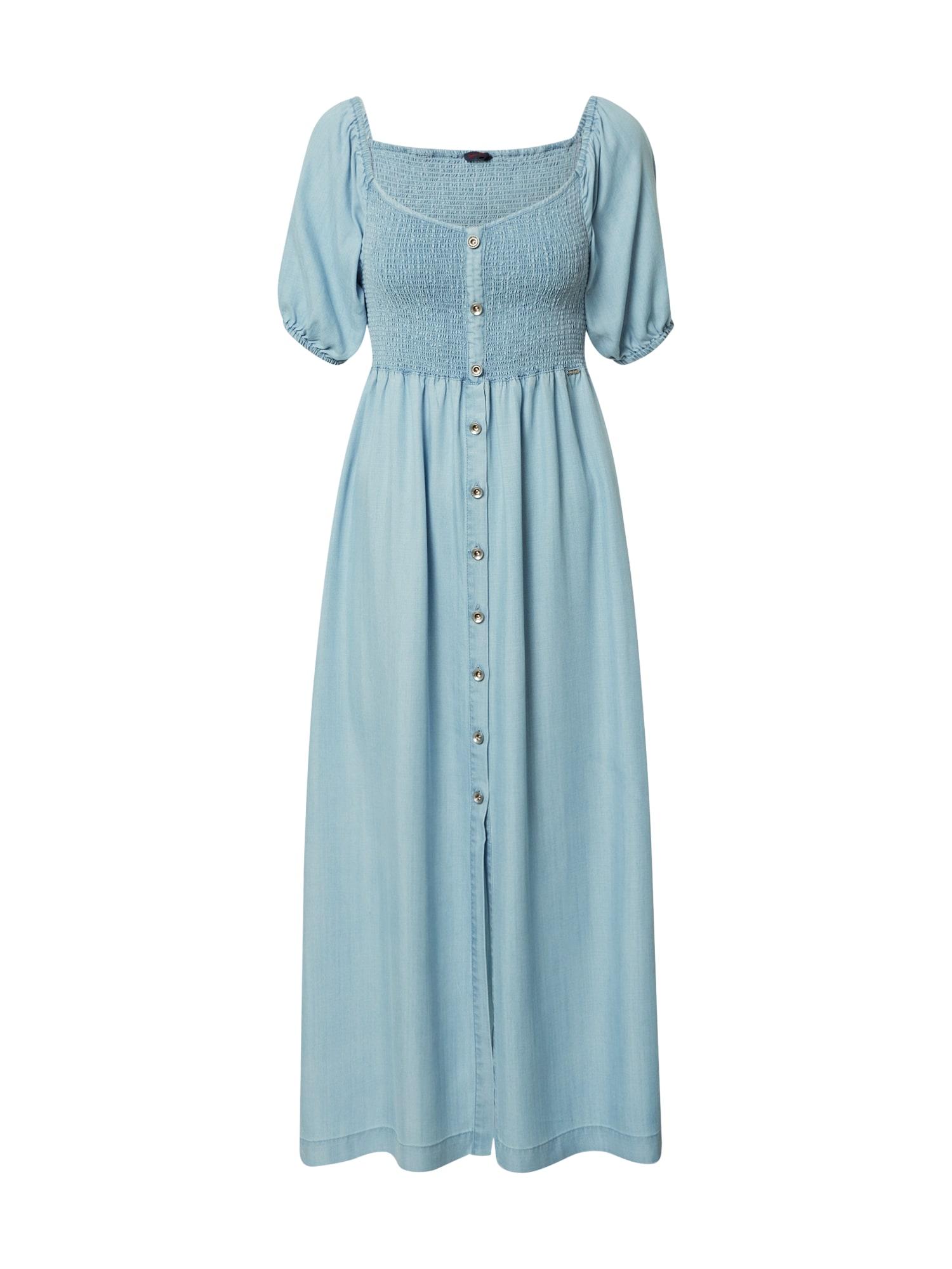 Salsa Suknelė šviesiai mėlyna