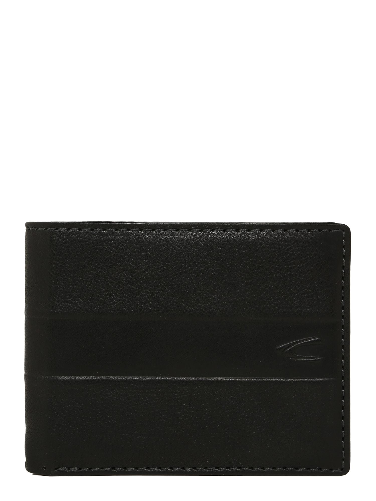 CAMEL ACTIVE Peněženka 'Mals'  černá