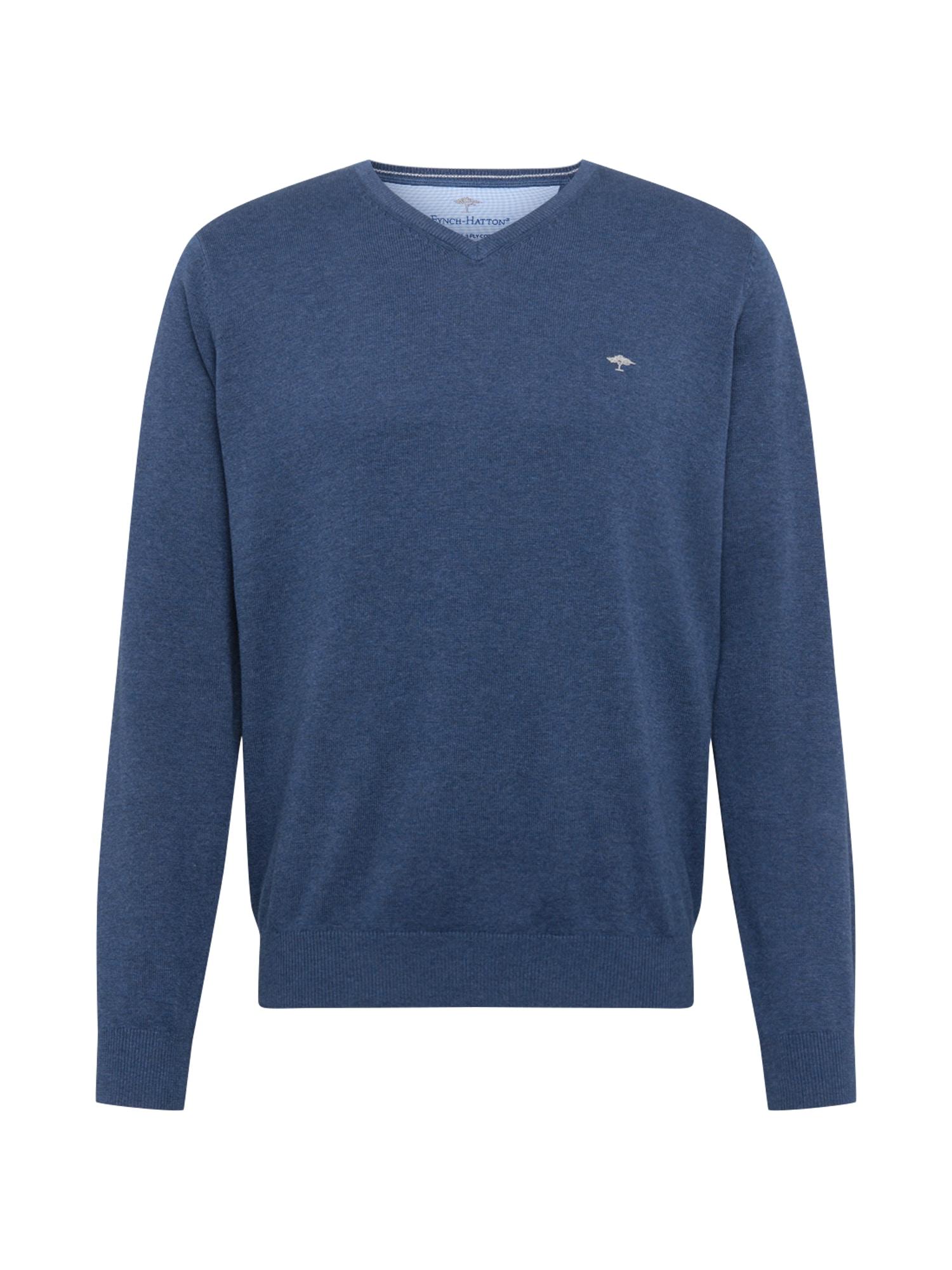 FYNCH-HATTON Megztinis mėlyna