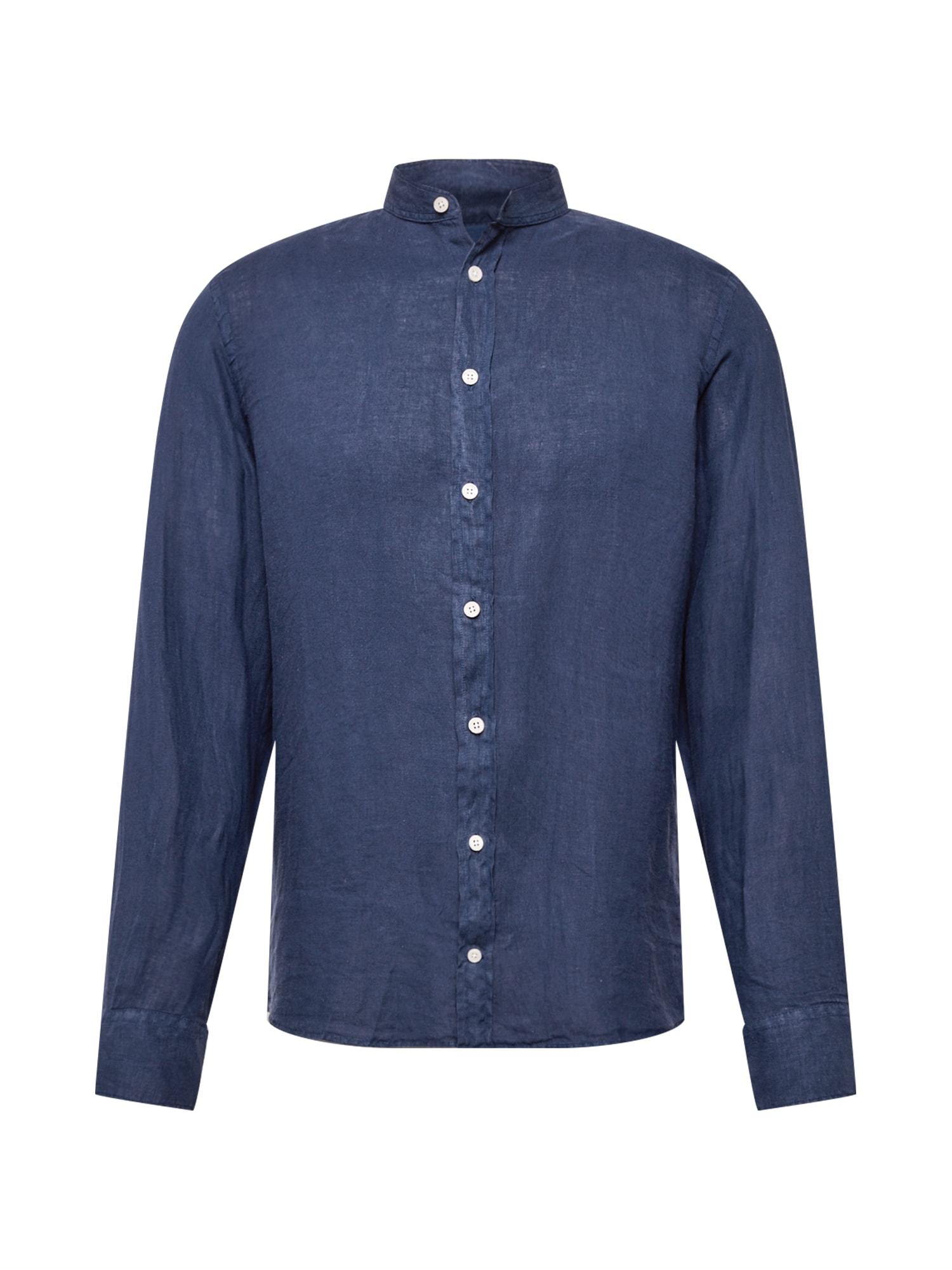 Hackett London Marškiniai mėlyna