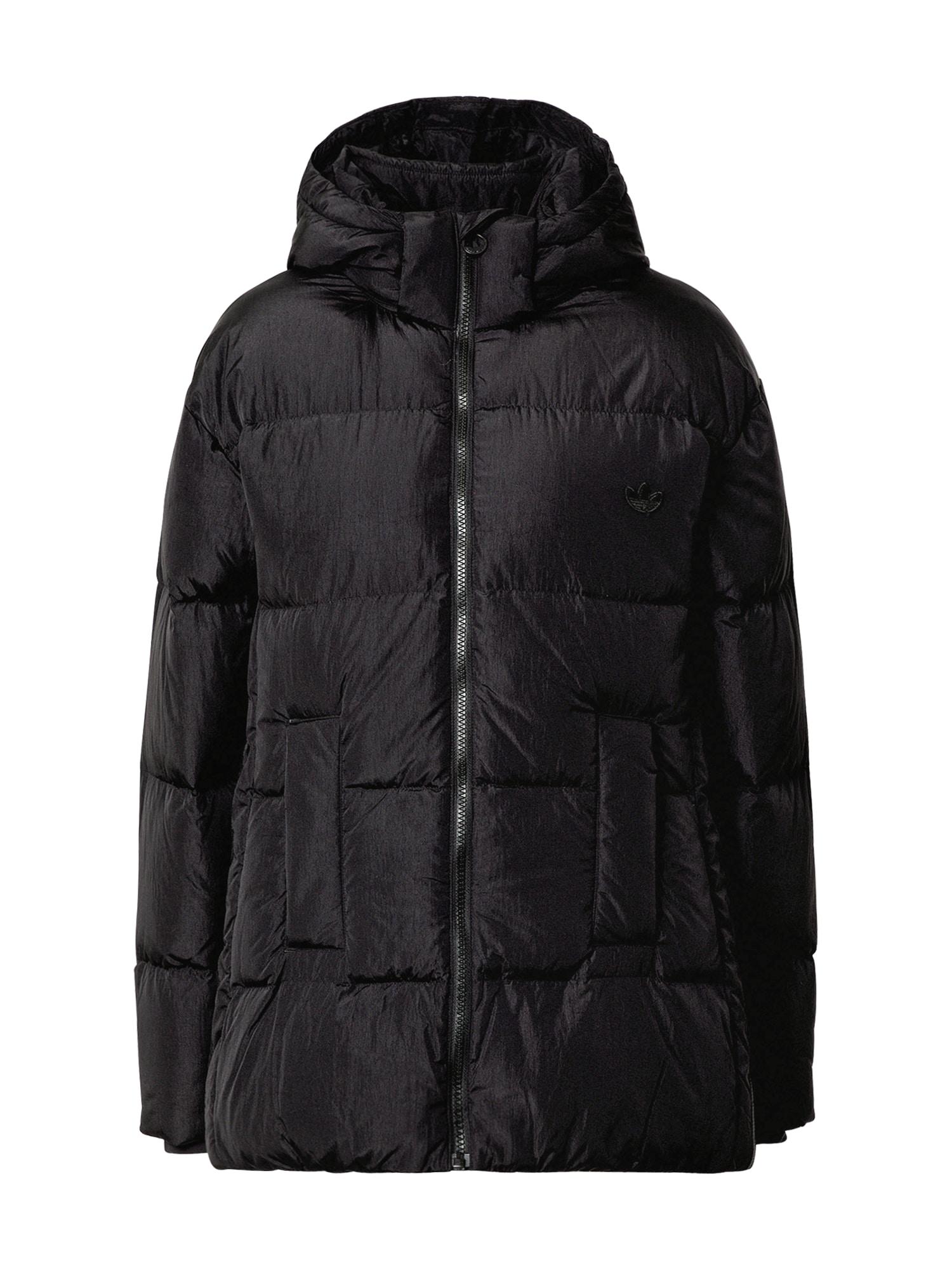 ADIDAS ORIGINALS Přechodná bunda  černá