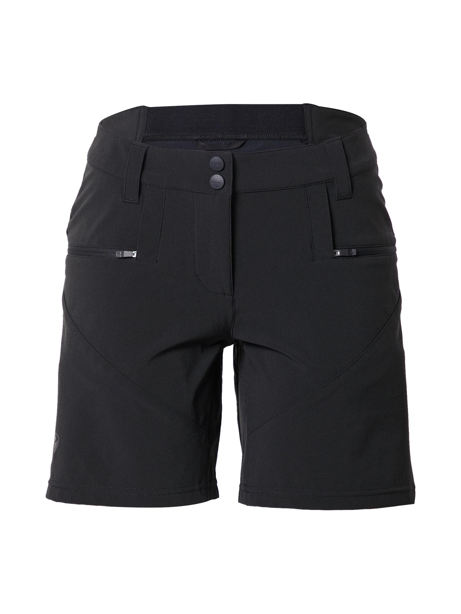 ZIENER Sportovní kalhoty 'Nugla X-Function'  černá