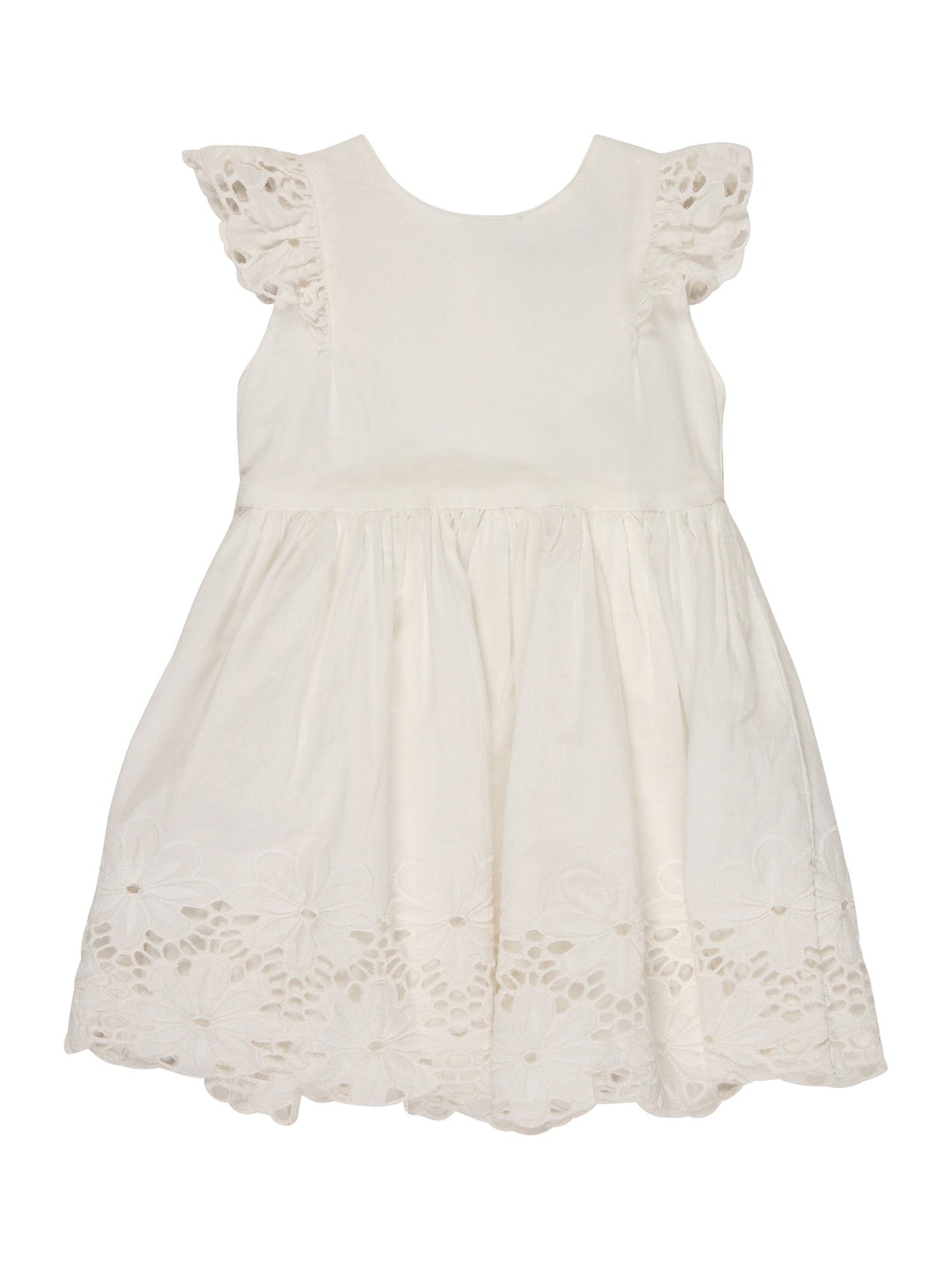 STACCATO Suknelė balta