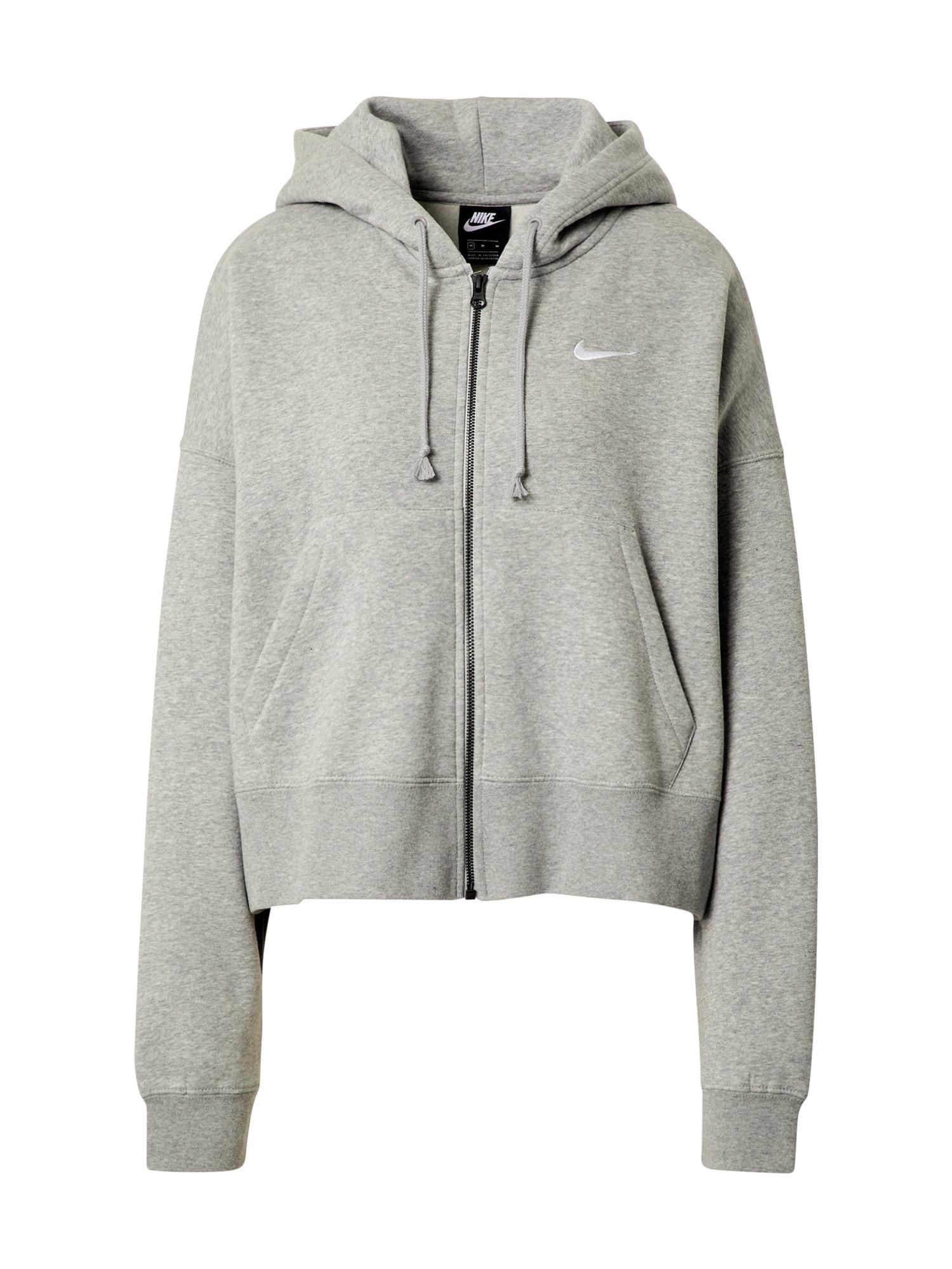 Nike Sportswear Džemperis balta
