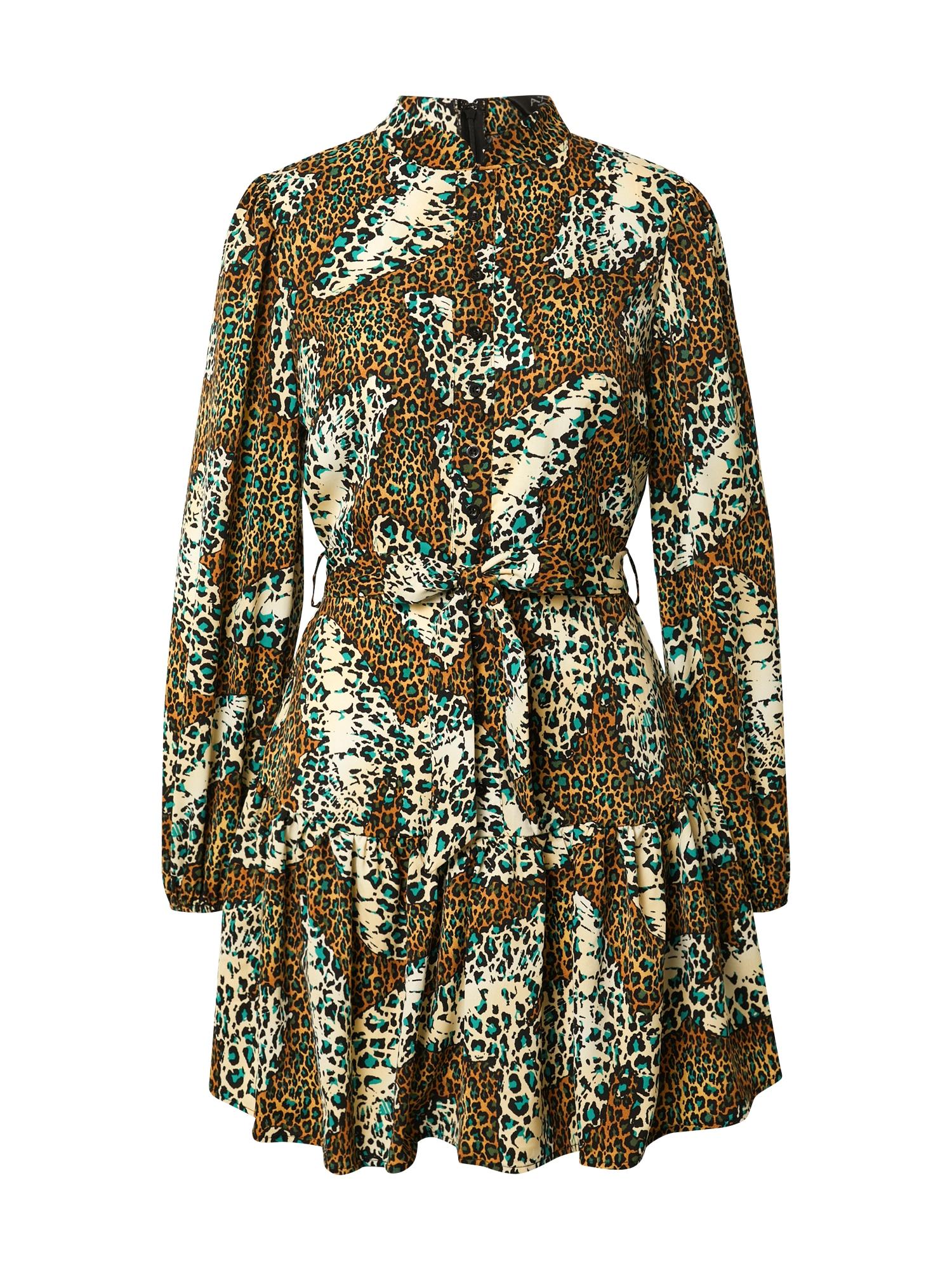 AX Paris Palaidinės tipo suknelė mišrios spalvos