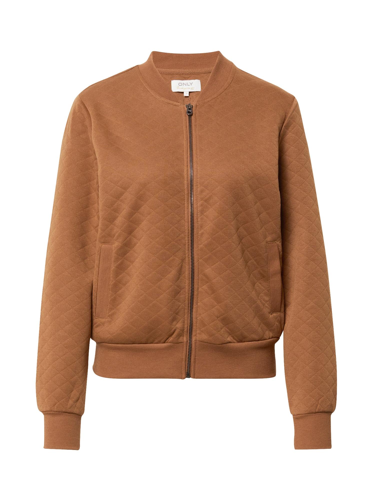 ONLY Džemperis šviesiai ruda