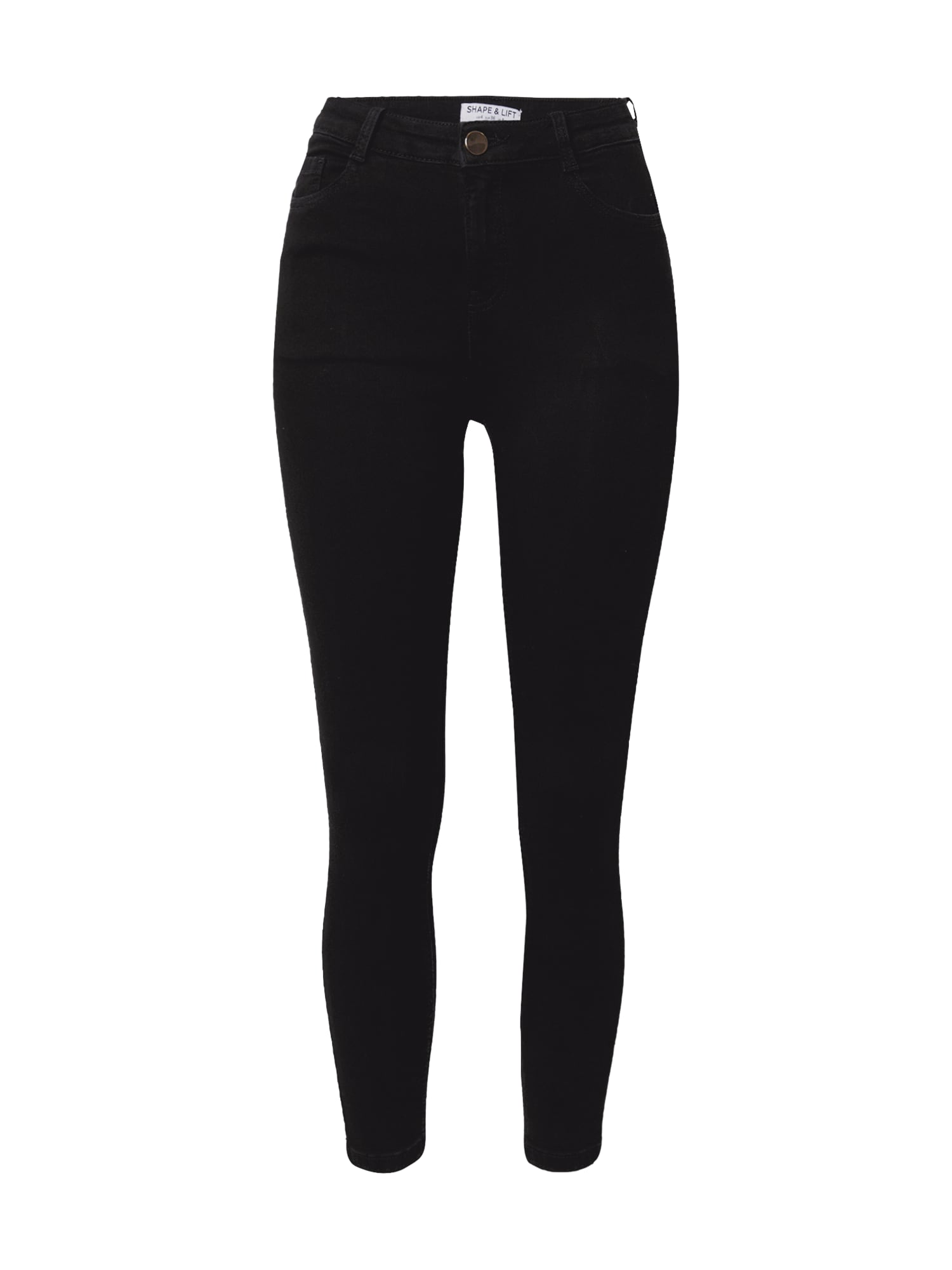 Dorothy Perkins Džinsai juodo džinso spalva