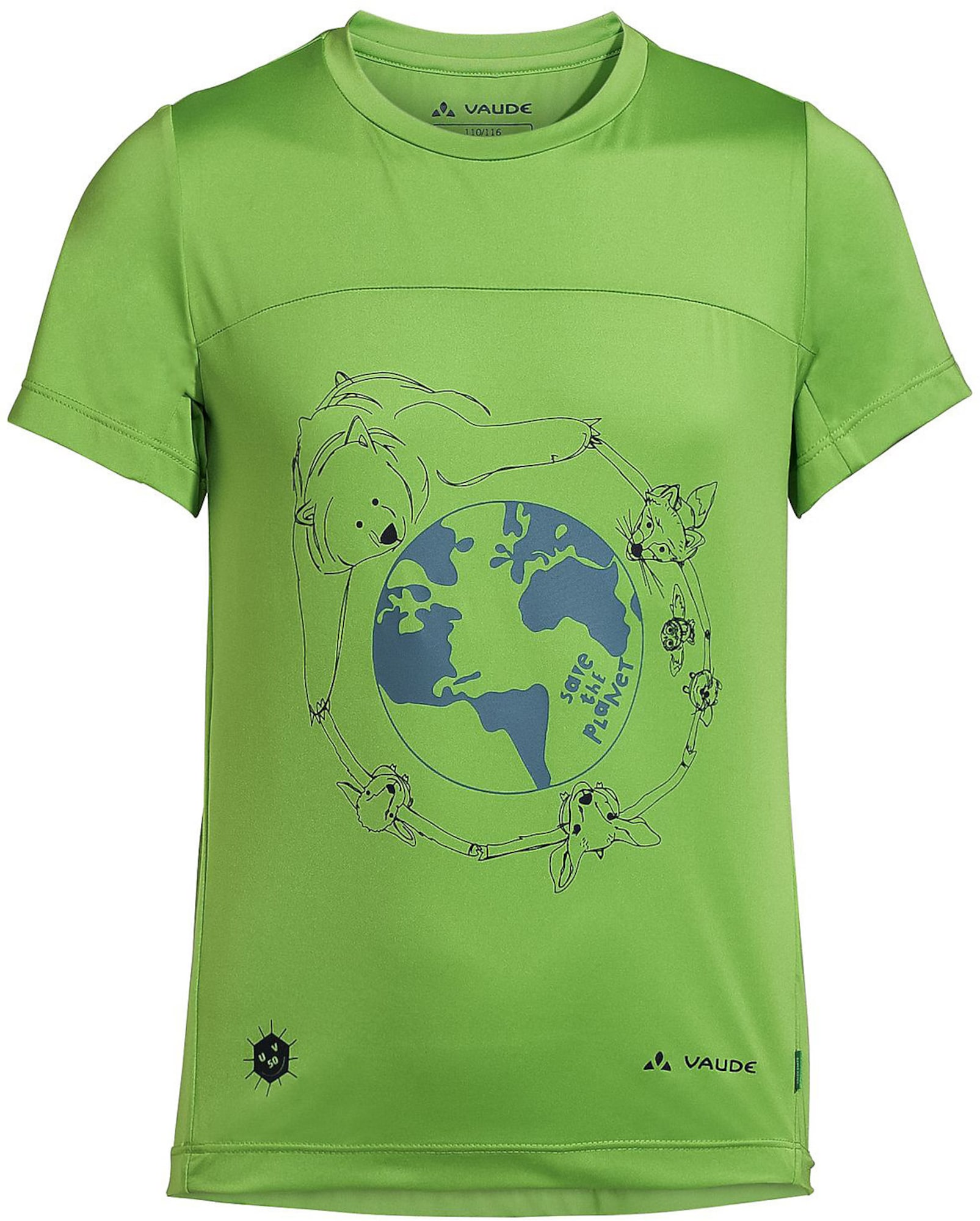 VAUDE Marškinėliai