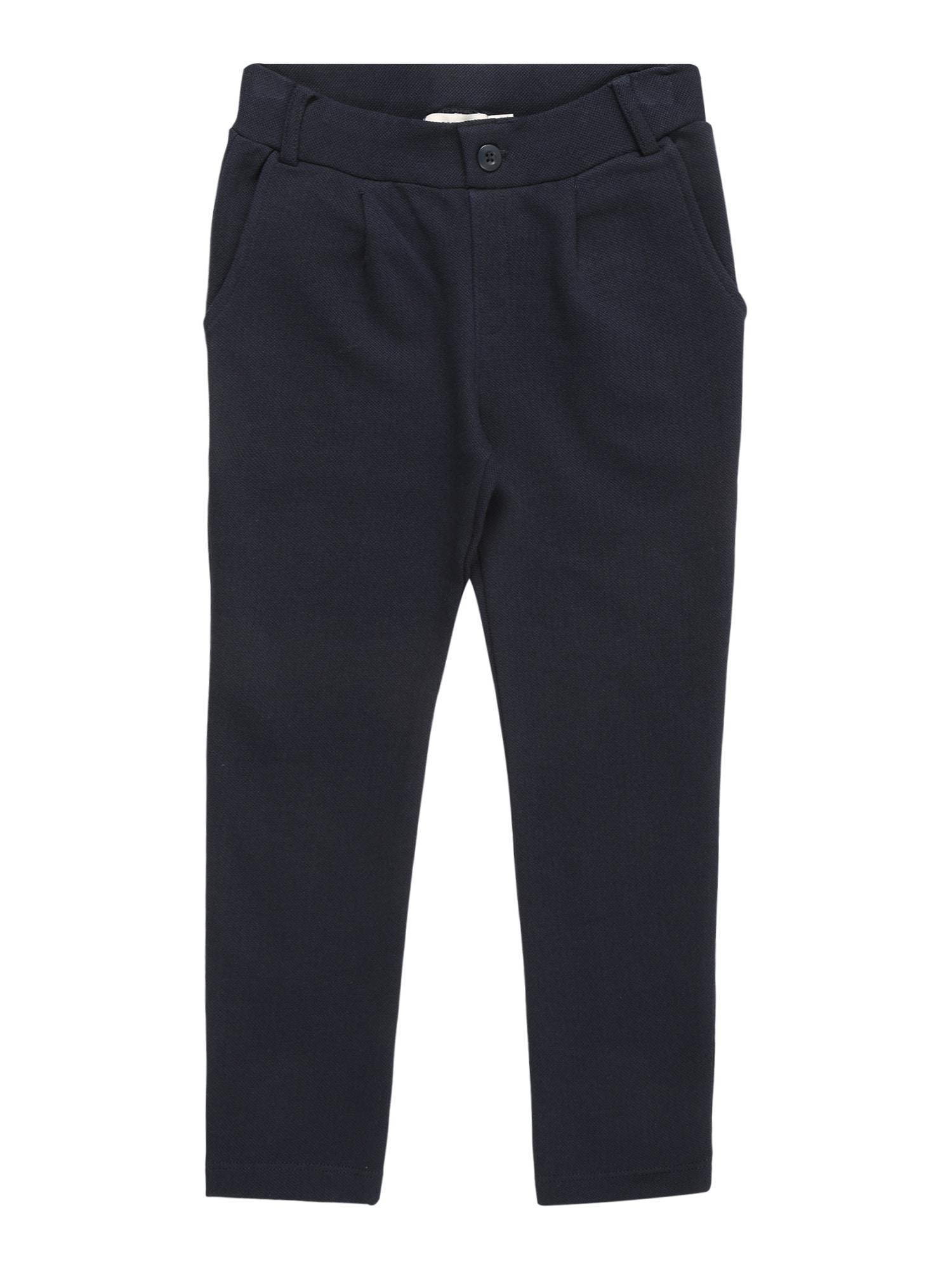 NAME IT Kalhoty 'RAFINT'  námořnická modř