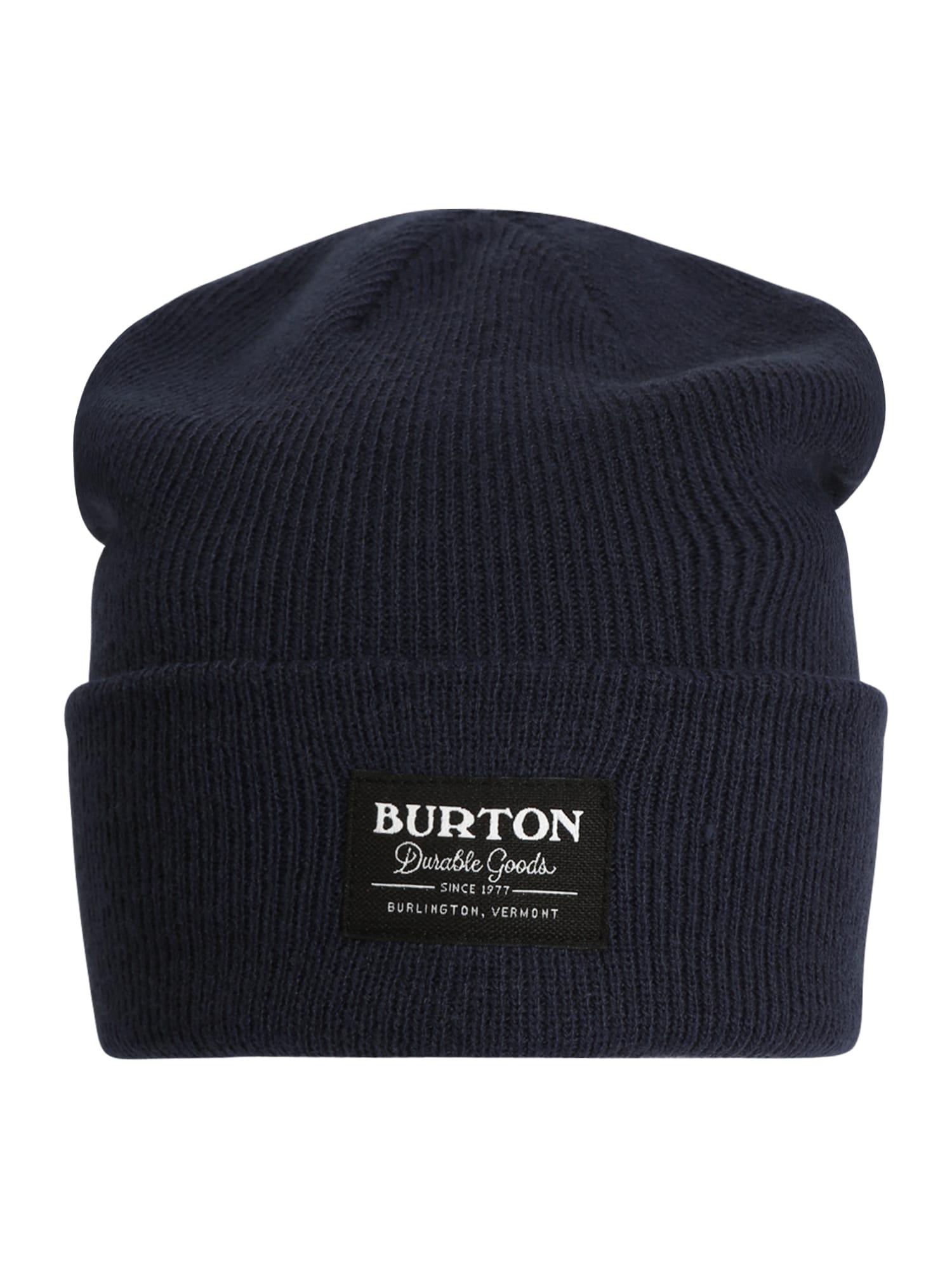 BURTON Sportinė kepurė 'Kact' tamsiai mėlyna