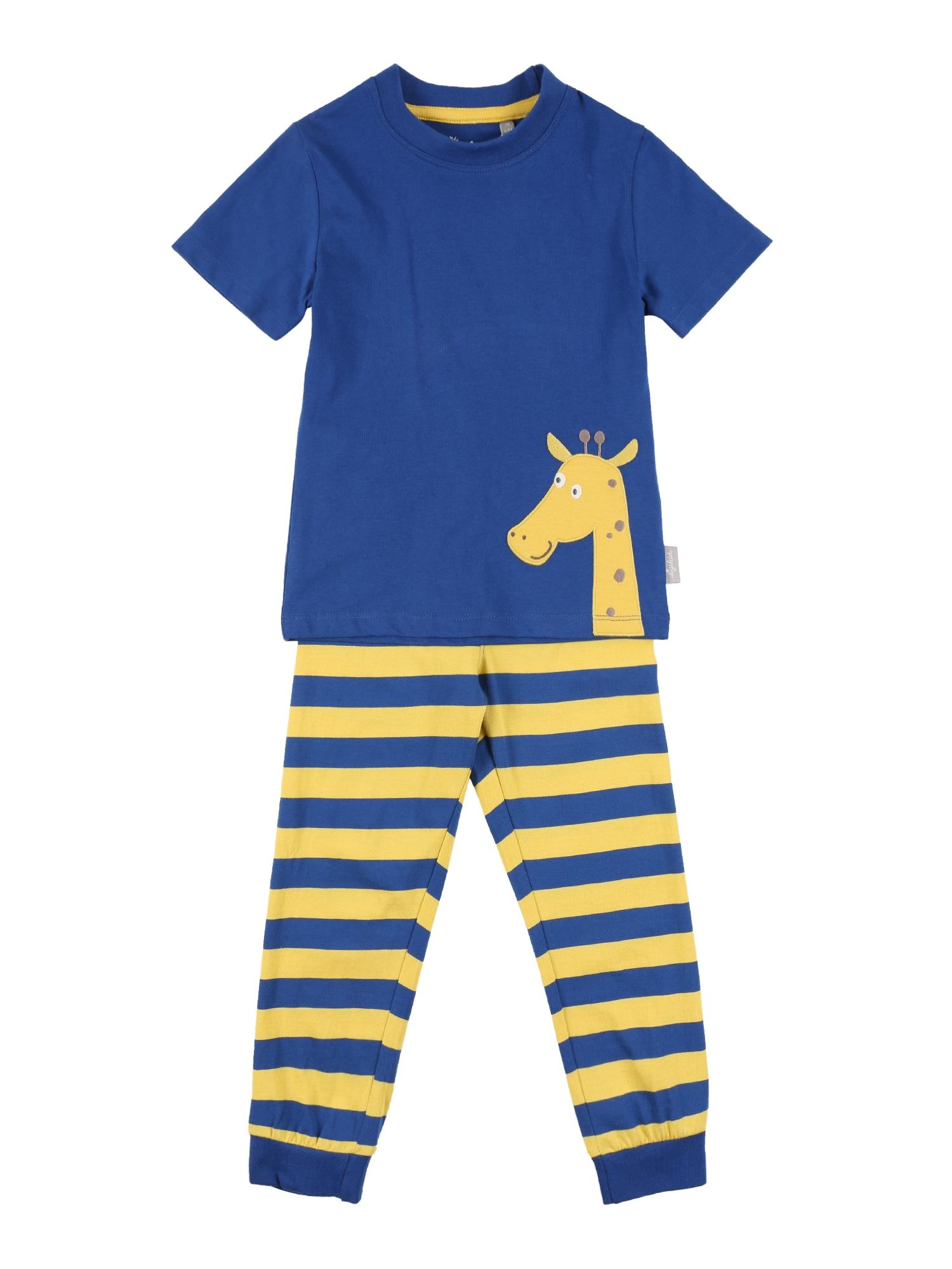 SIGIKID Miego kostiumas mėlyna / geltona