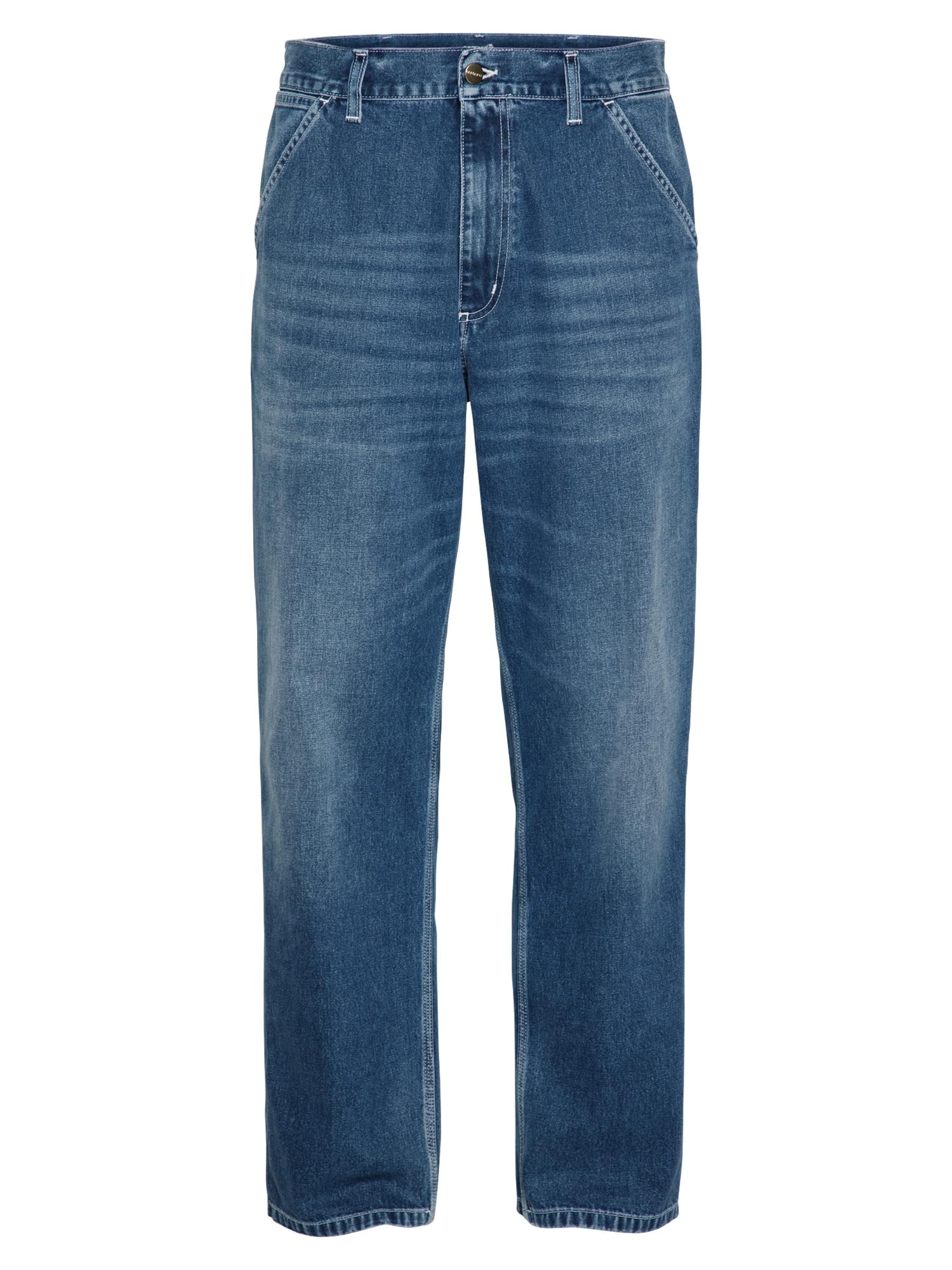 Carhartt WIP Džinsai tamsiai (džinso) mėlyna