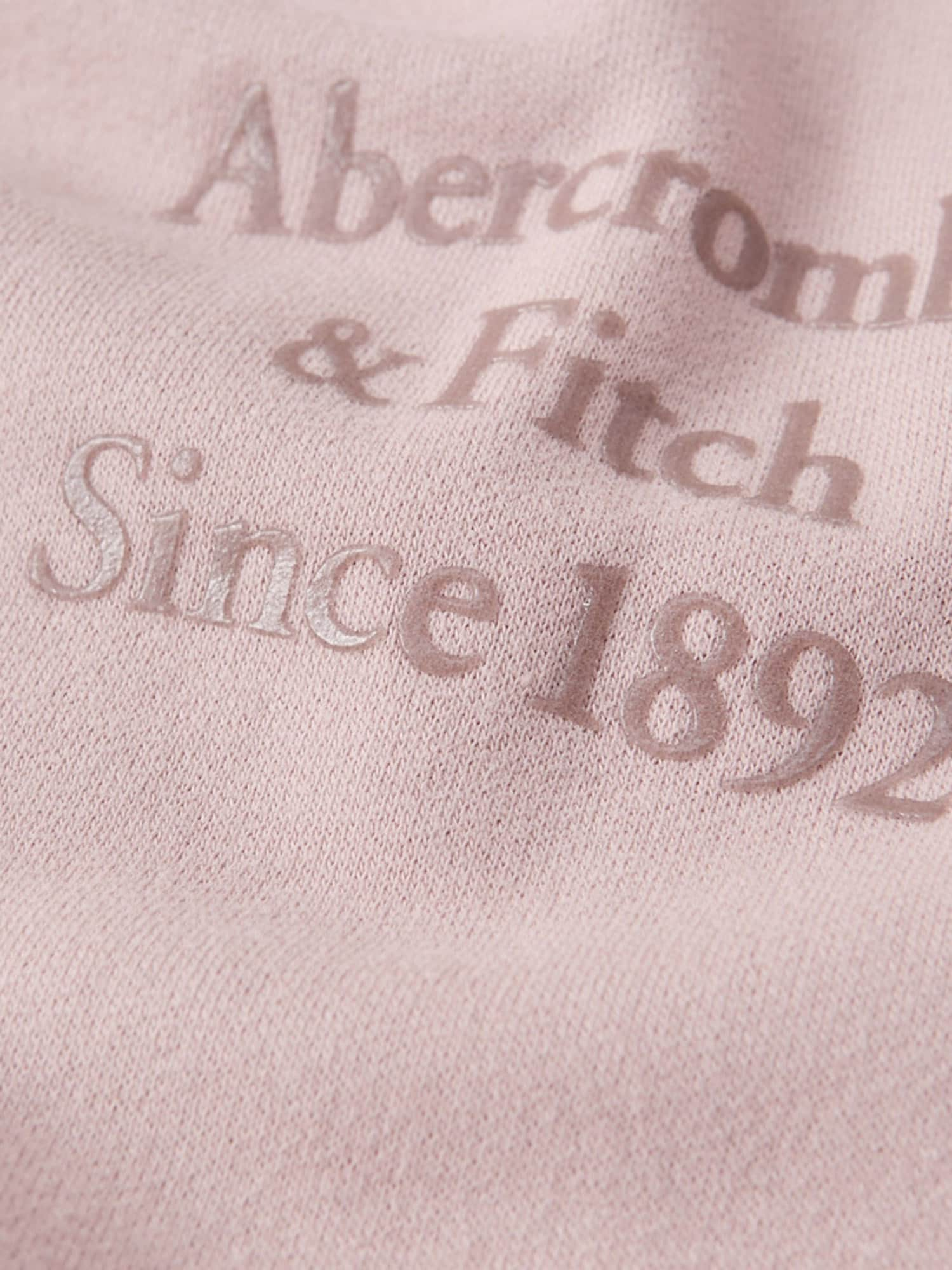 Abercrombie & Fitch Sweatshirt  rosa