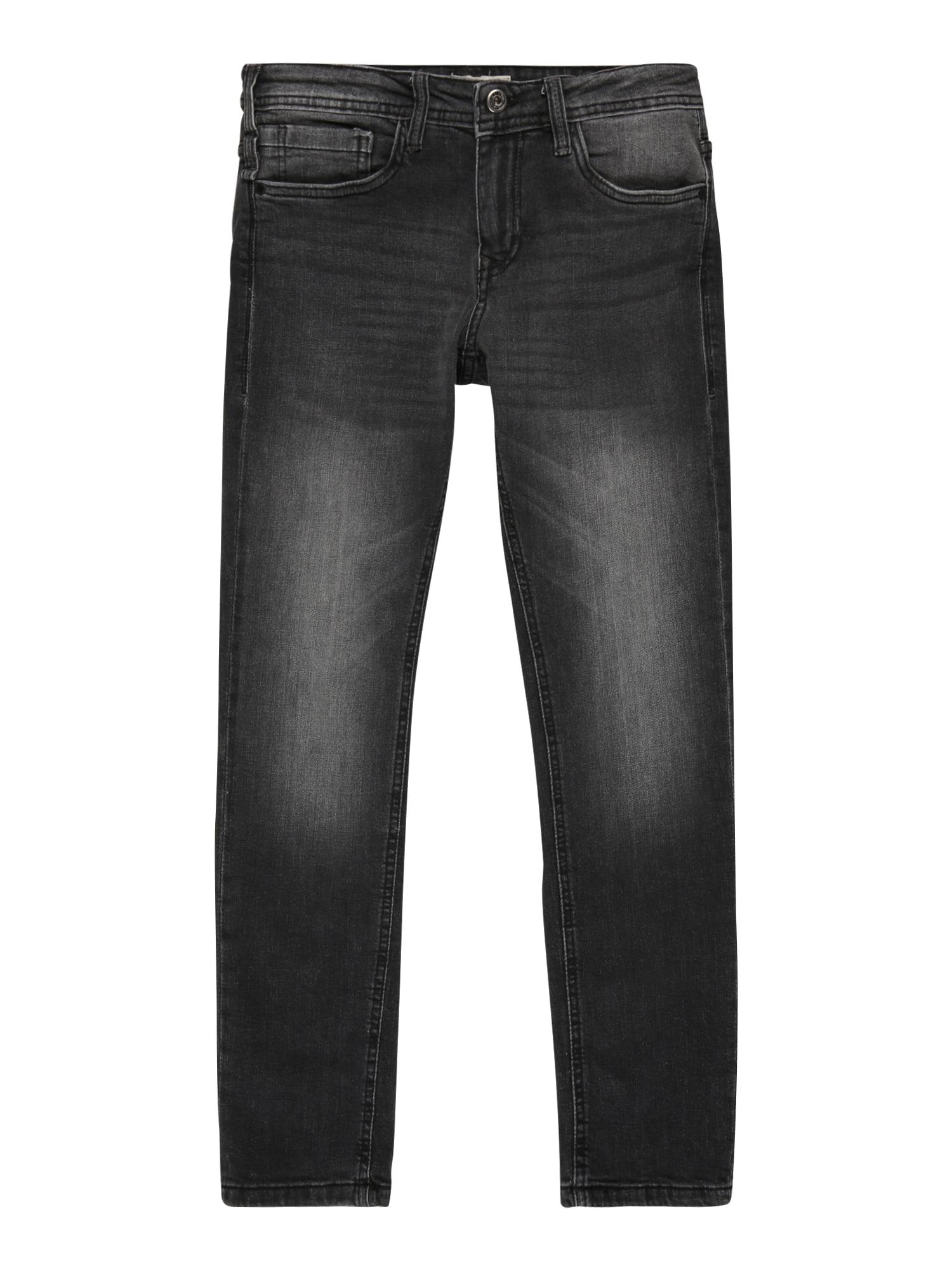 OVS Džinsai juodo džinso spalva