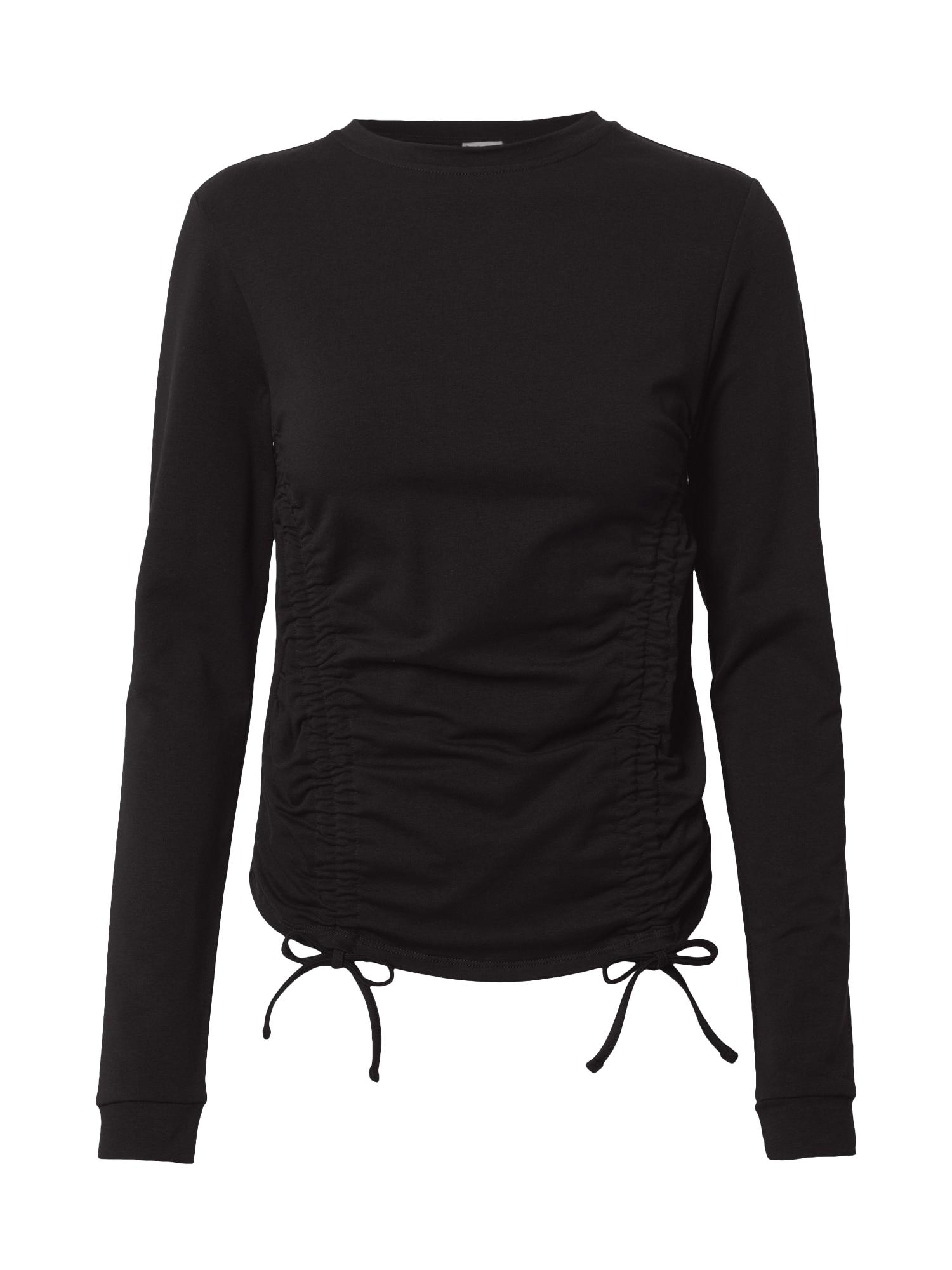 KENDALL + KYLIE Marškinėliai juoda