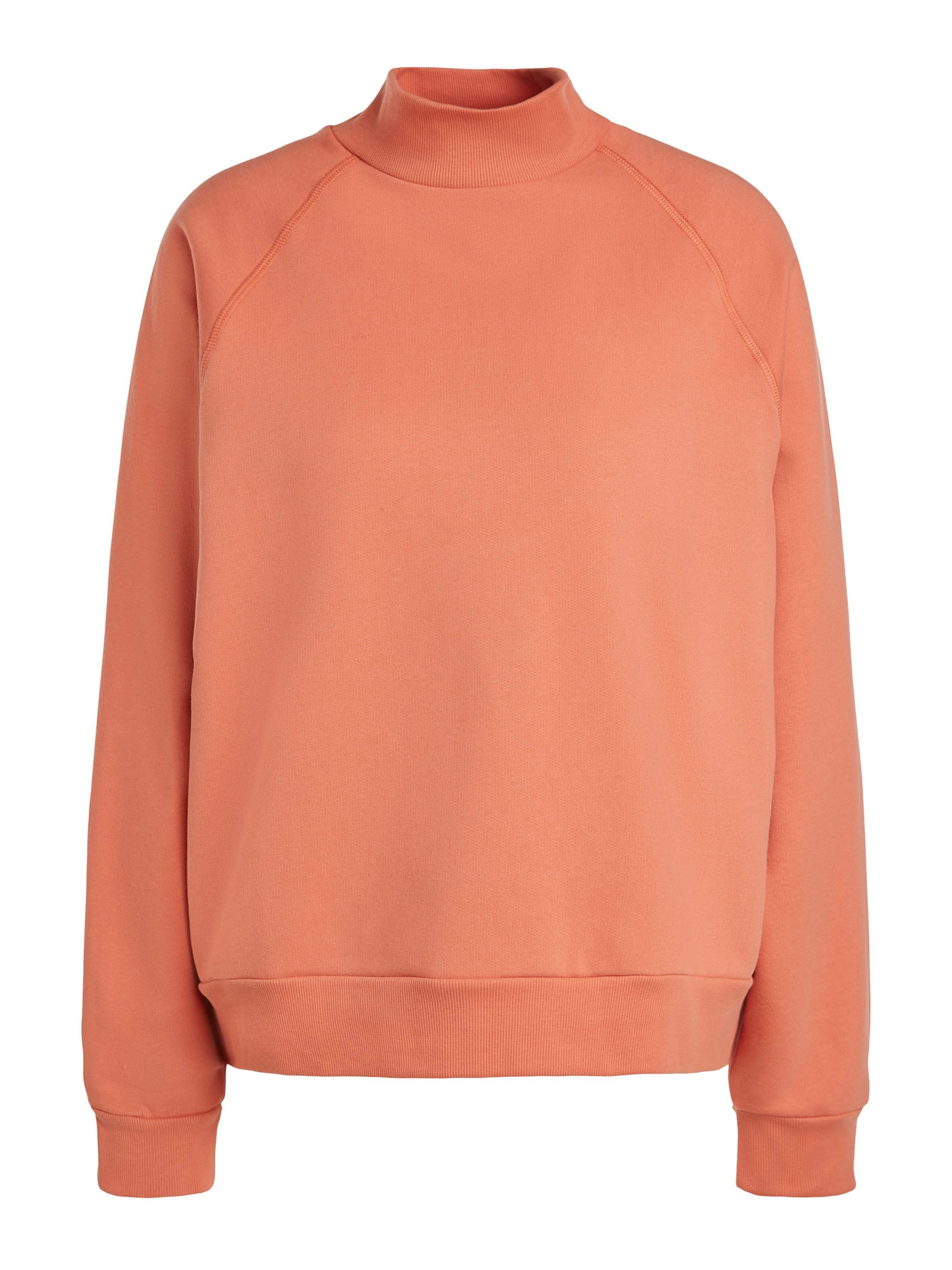 SET Megztinis be užsegimo abrikosų spalva